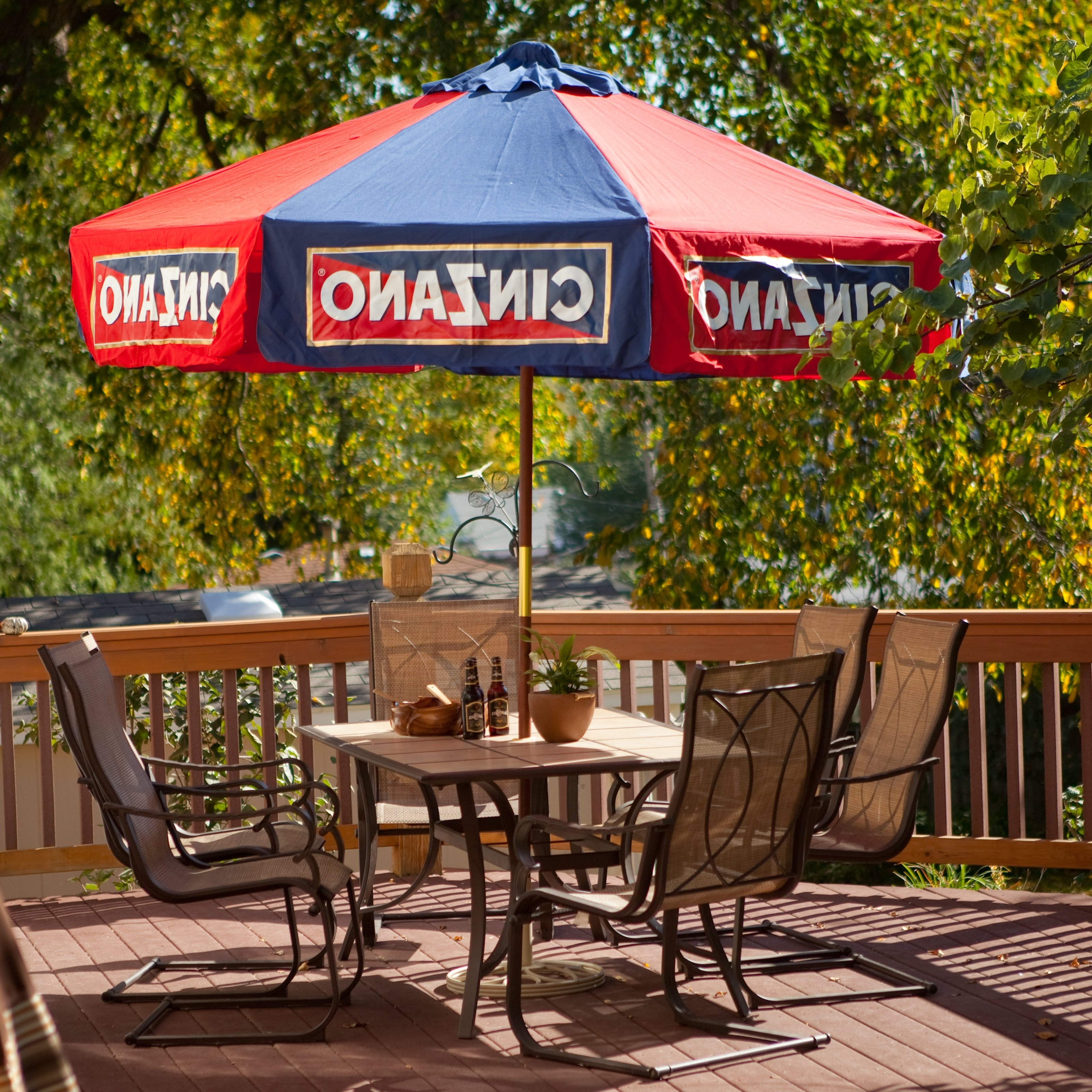 Patio Umbrellas With Fringe For Well Liked Destinationgear 6 Ft (View 15 of 20)