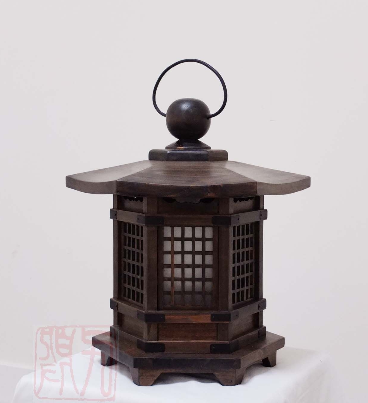 Pinte… Inside Popular Outdoor Hanging Japanese Lanterns (Gallery 2 of 20)