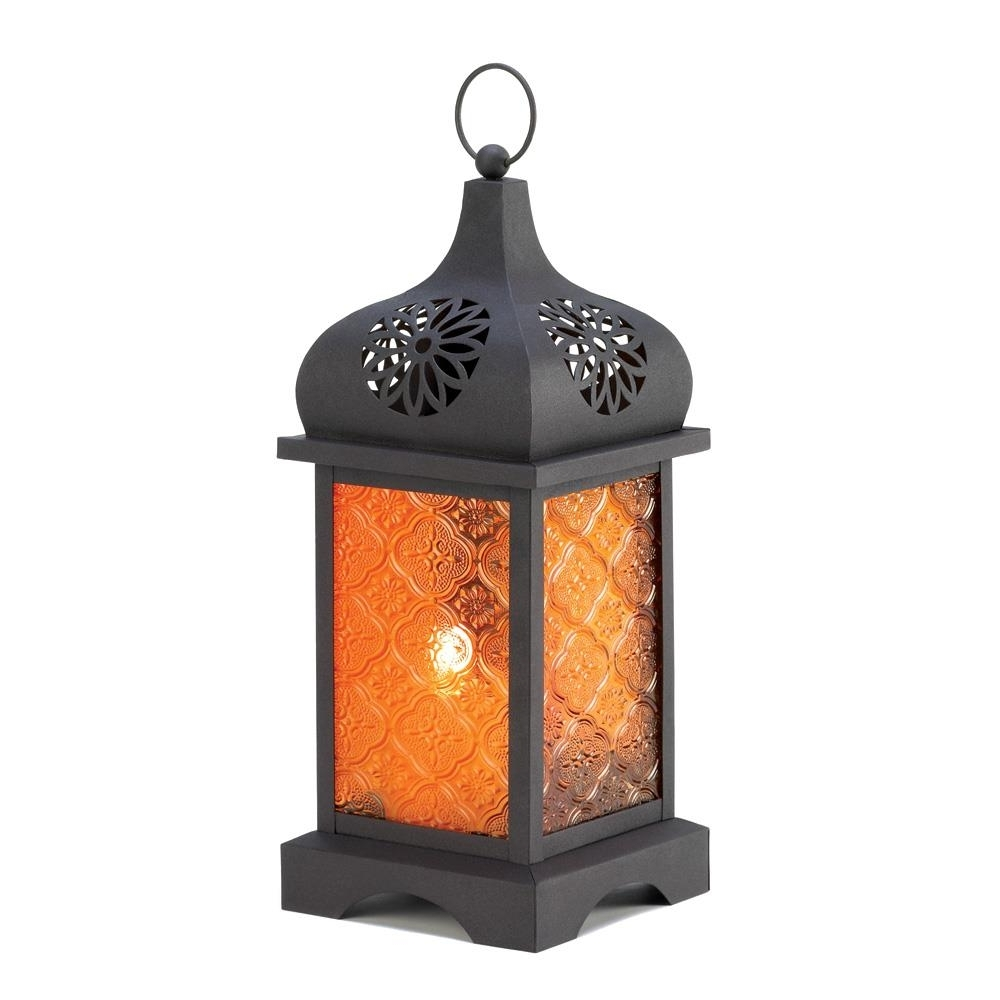 Popular Candle Lanterns Decorative Patio Candle Lanterns, Antique Candle In Outdoor Luminara Lanterns (Gallery 6 of 20)