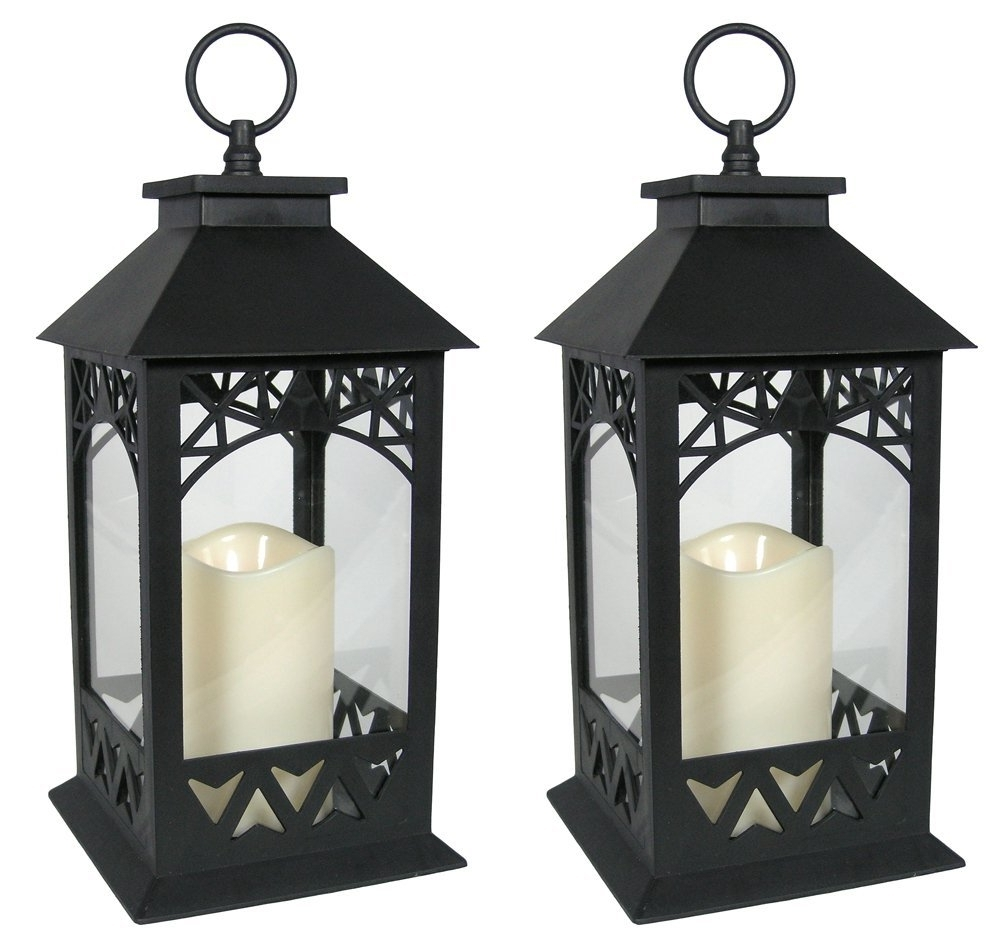 Popular Lighting: Brighten Up Your Space With Stunning Candle Lanterns Throughout Outdoor Lanterns With Led Candles (View 13 of 20)