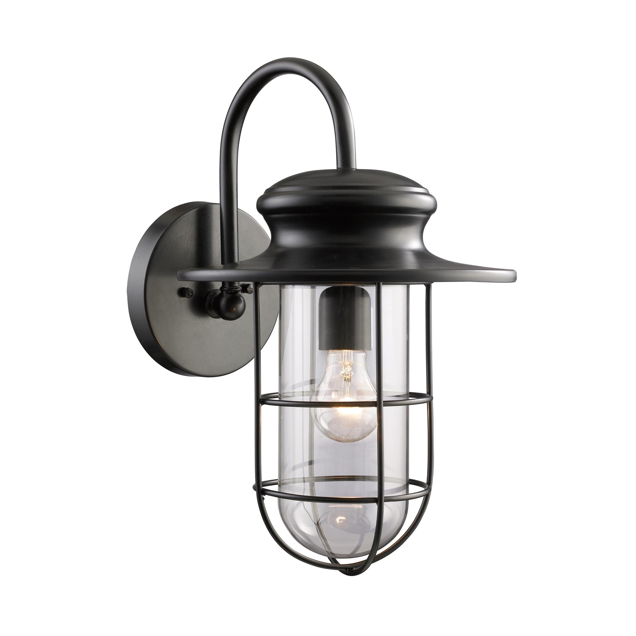Popular Outdoor Exterior Lanterns With Regard To Exterior Industrial Light Outdoor Fixture Lighting Uk Wall Mount (View 12 of 20)