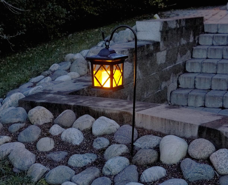 Popular Outdoor Solar Lanterns Diy Outdoor Solar Lights Lattenene, Solar Throughout Outdoor Solar Lanterns (View 20 of 20)