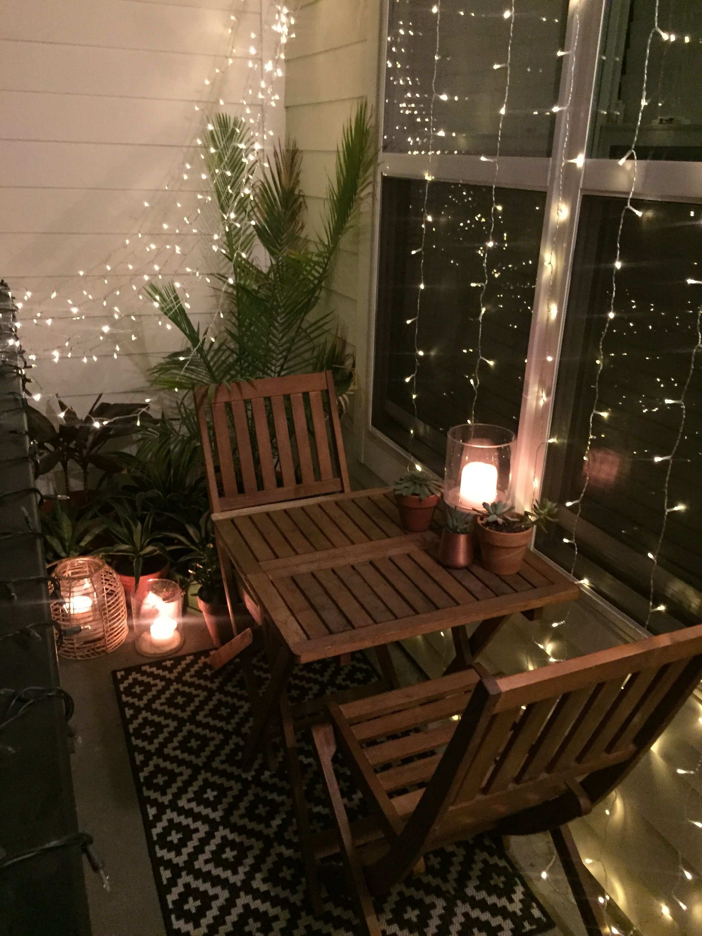 Popular Small Balcony Decor Ideas Small Apartment Balcony Design Ideas In Outdoor Tropical Lanterns (Gallery 5 of 20)