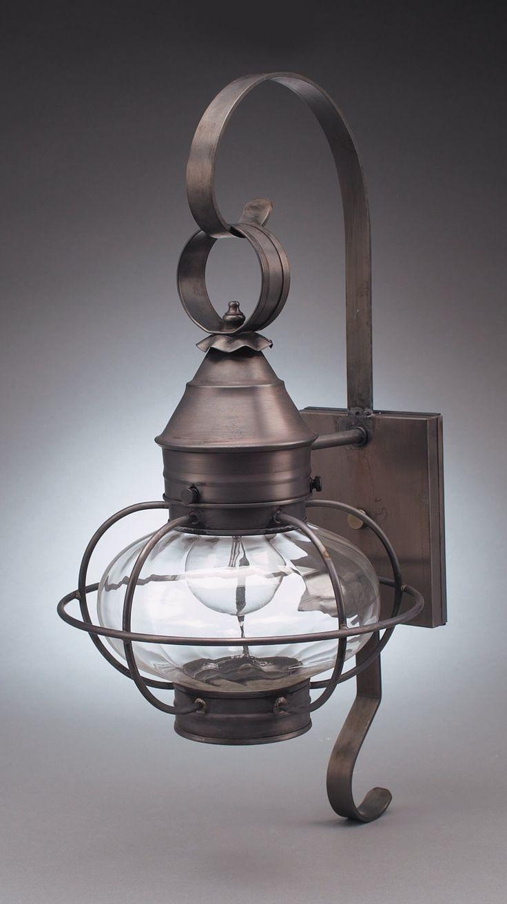 Preferred 8 Best The Northeast Lanternscarolina Lanterns Images On Regarding Copper Outdoor Electric Lanterns (View 16 of 20)