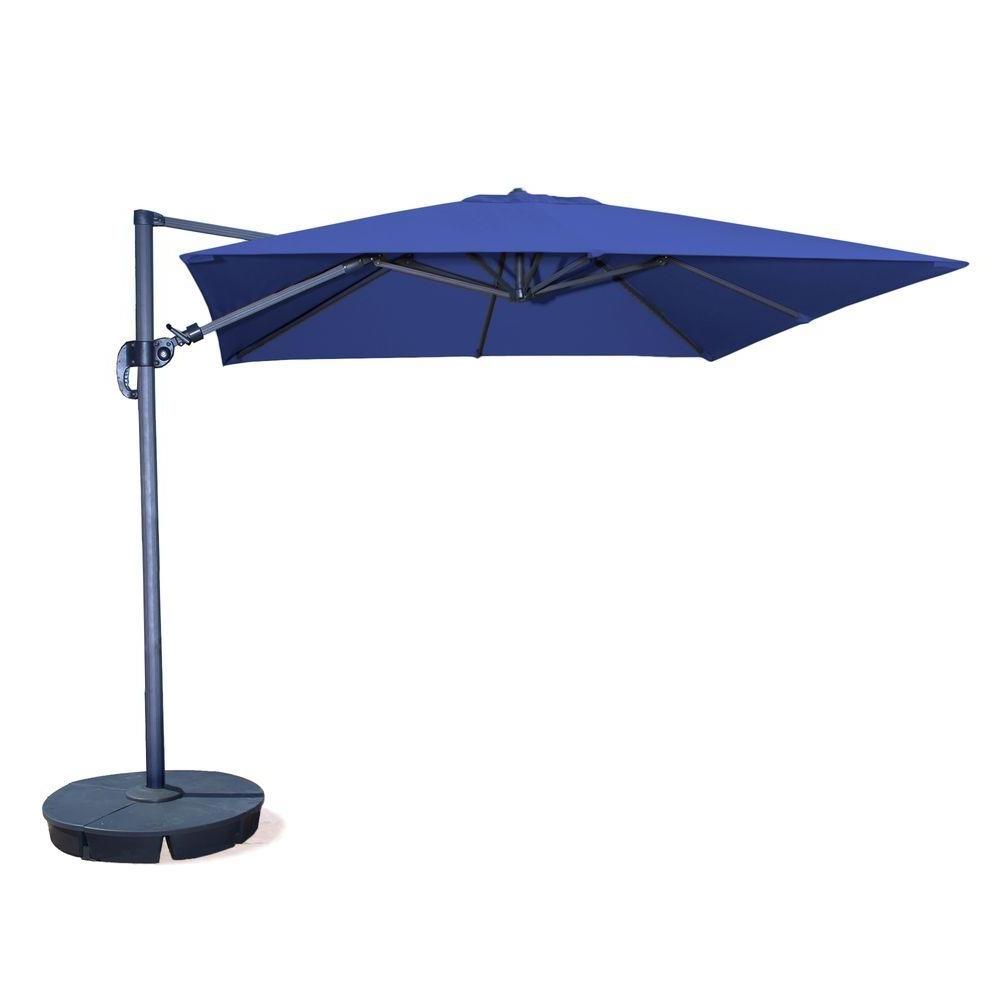 Featured Photo of Blue Patio Umbrellas