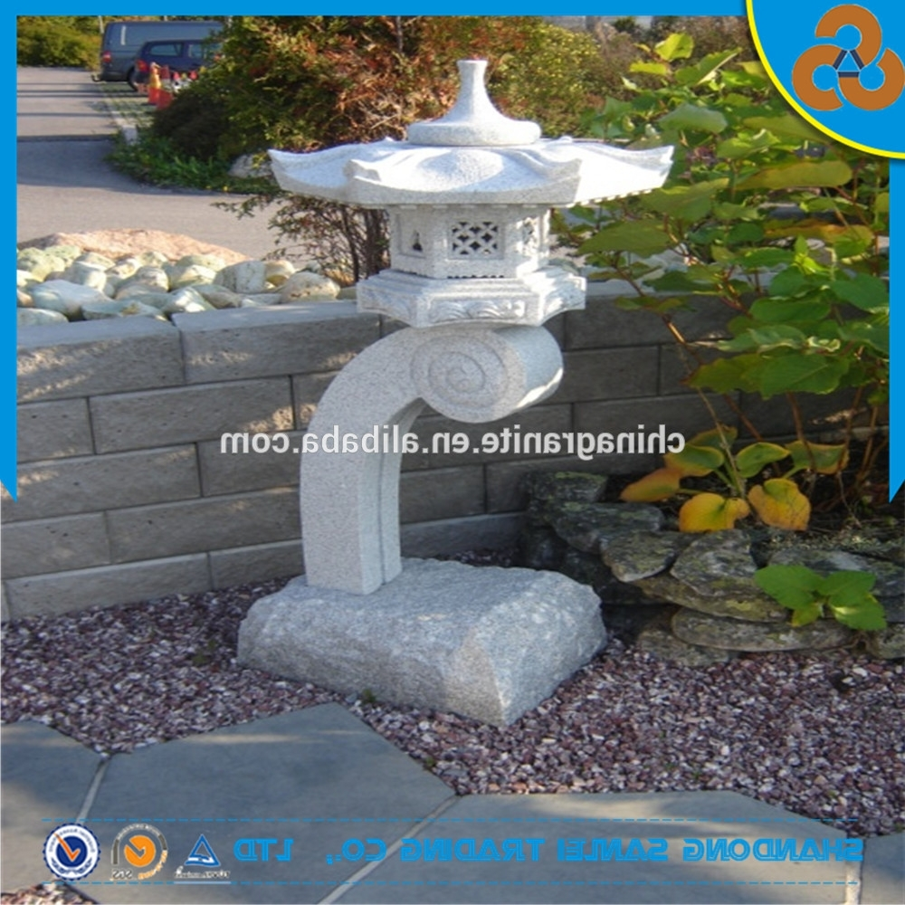 Preferred China Outdoor Stone Wholesale ?? – Alibaba Throughout Outdoor Japanese Lanterns For Sale (View 16 of 20)
