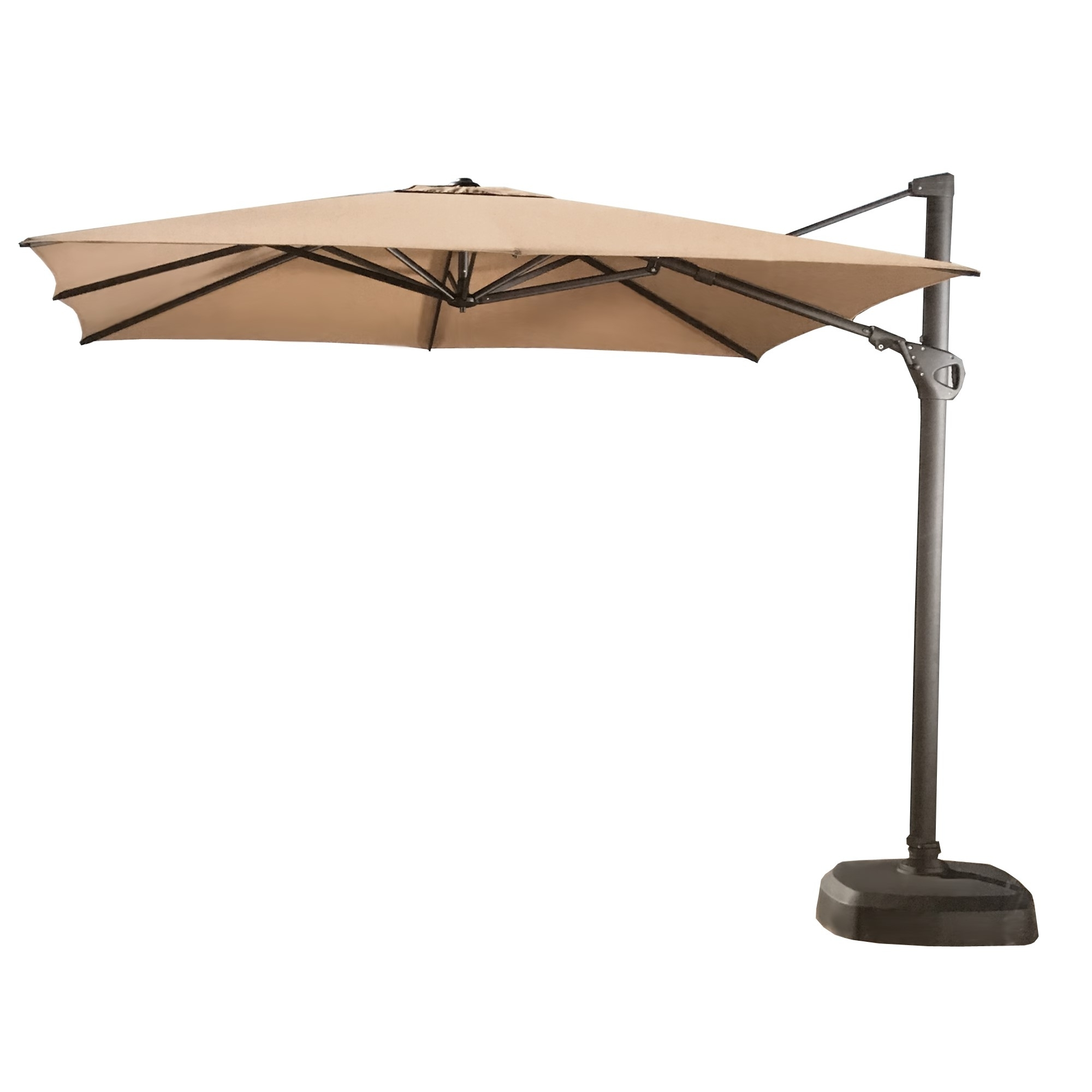 Preferred Costco Replacement Umbrella Canopy – Garden Winds Pertaining To Costco Cantilever Patio Umbrellas (Gallery 15 of 20)