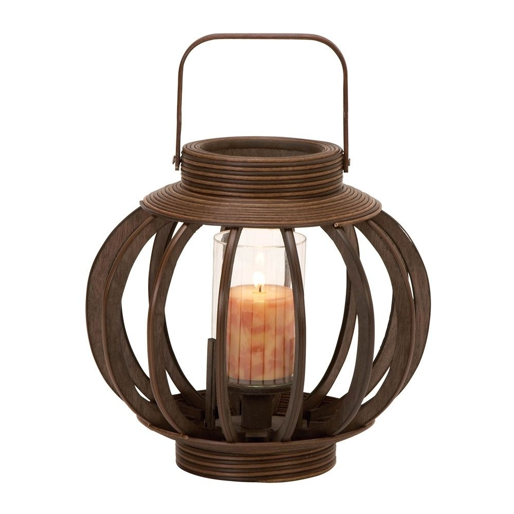 Preferred Cove Bamboo Lantern (Gallery 5 of 20)