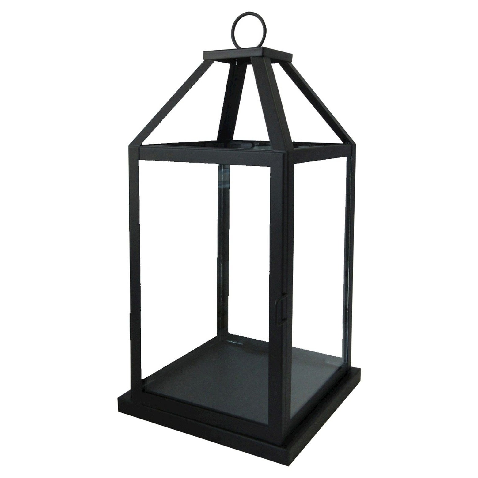 Preferred • Contemporary Metal Design And Construction<Br>• Weather With Regard To Outdoor Weather Resistant Lanterns (Gallery 14 of 20)
