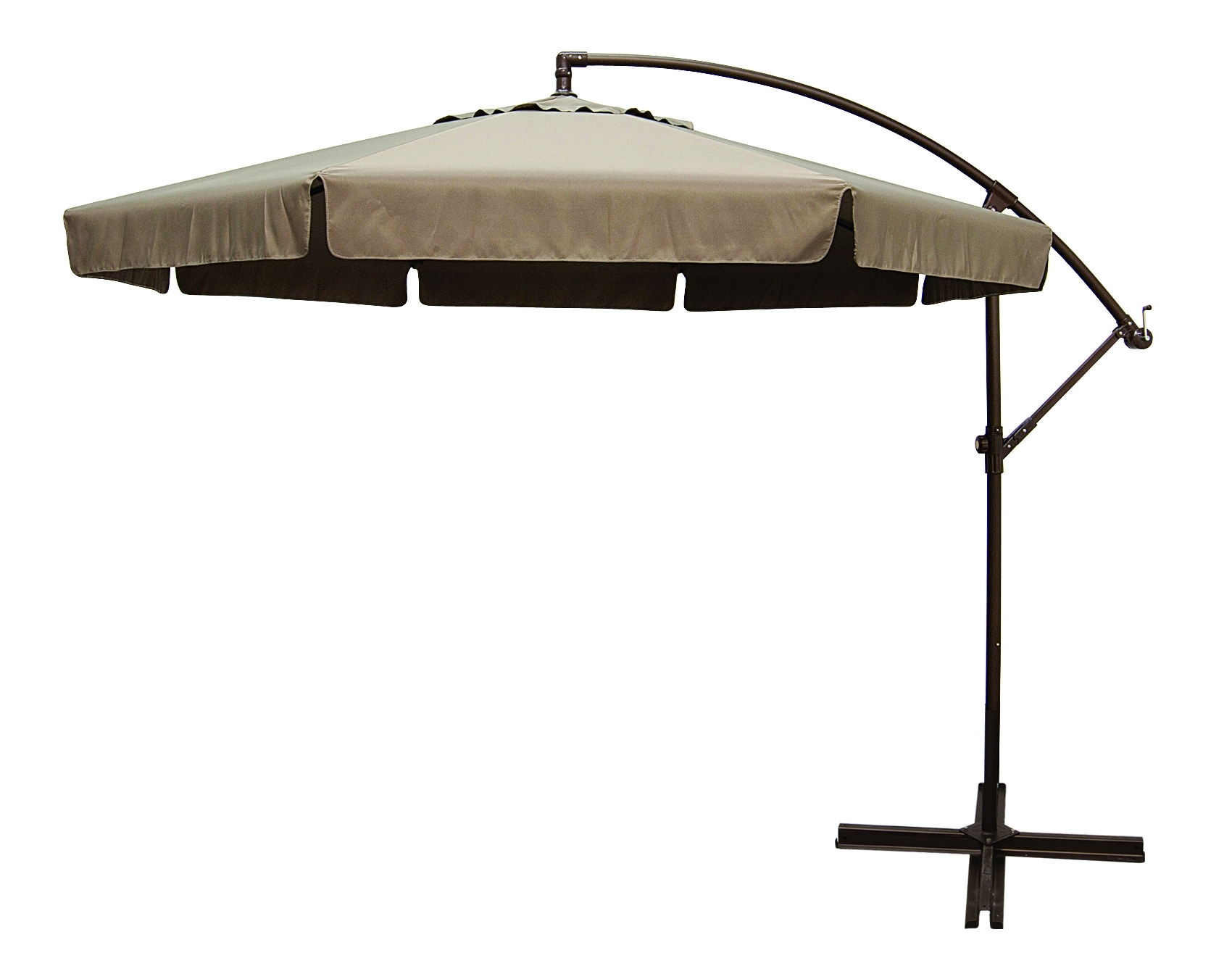 Preferred Large Patio Umbrellas Pertaining To Large Patio Umbrellas Furniture — Wilson Home Ideas : Stylish Large (View 13 of 20)