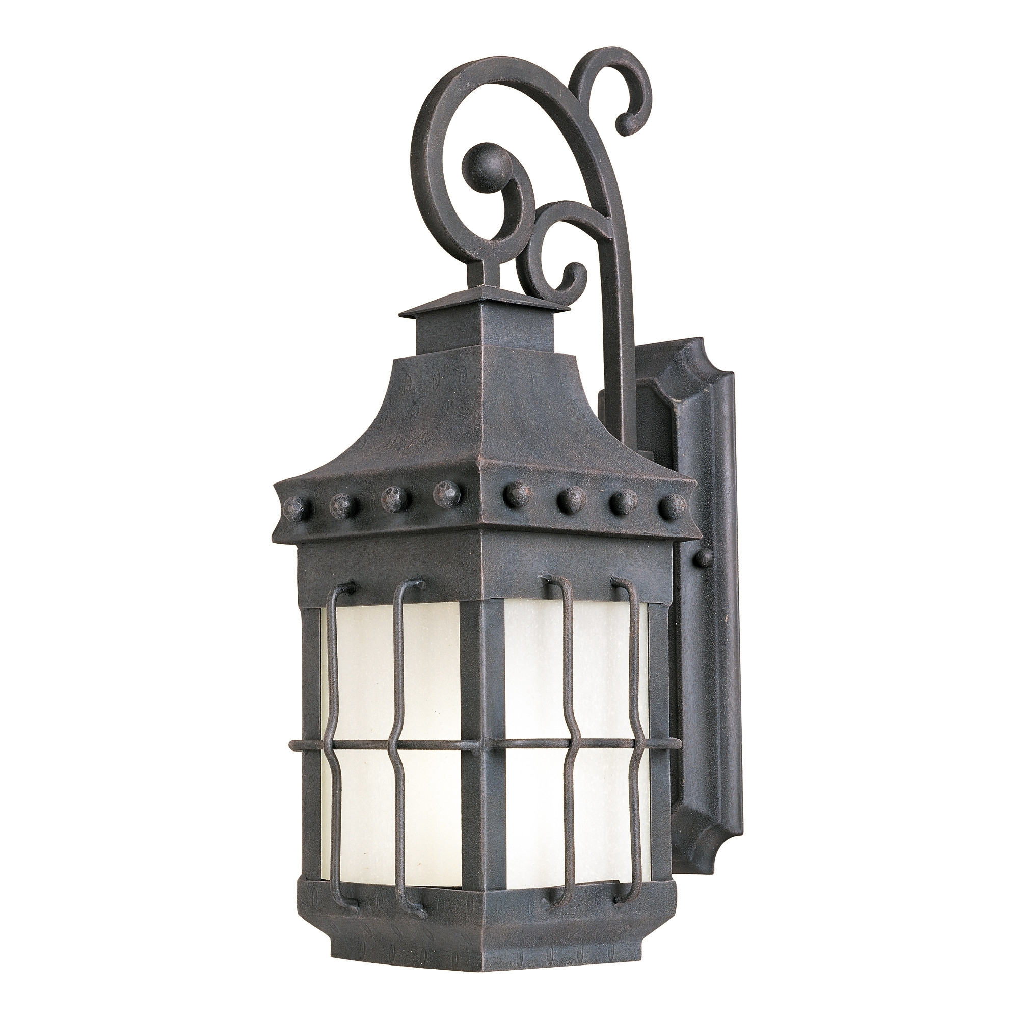 Preferred Nantucket Outdoor Lanterns In Nantucket Hanging Outdoor Wall Lightmaxim Lighting (View 13 of 20)