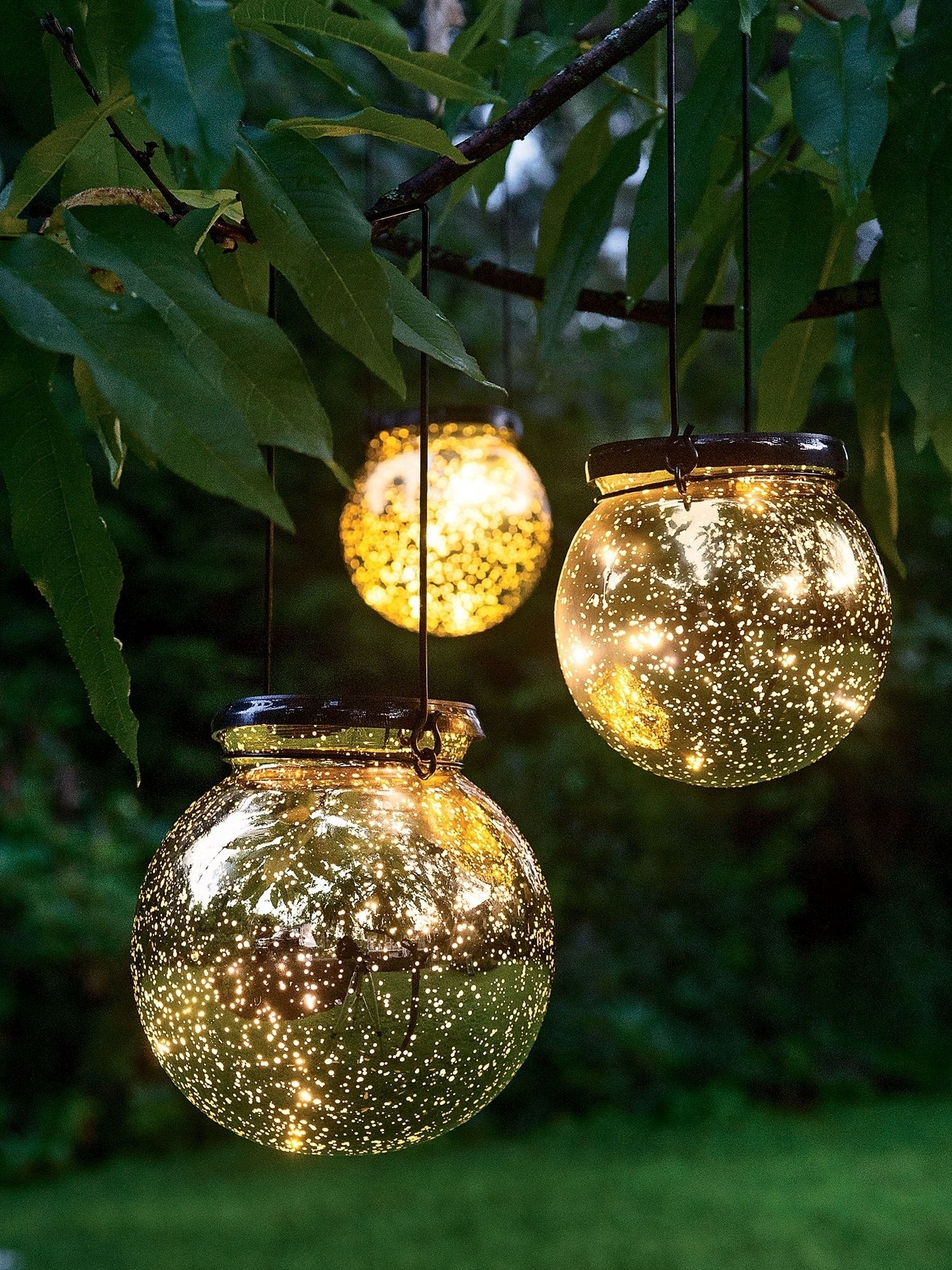 Preferred Outdoor Ball Lanterns With Regard To 20 Collection Of Outdoor Hanging Globe Lanterns (View 15 of 20)