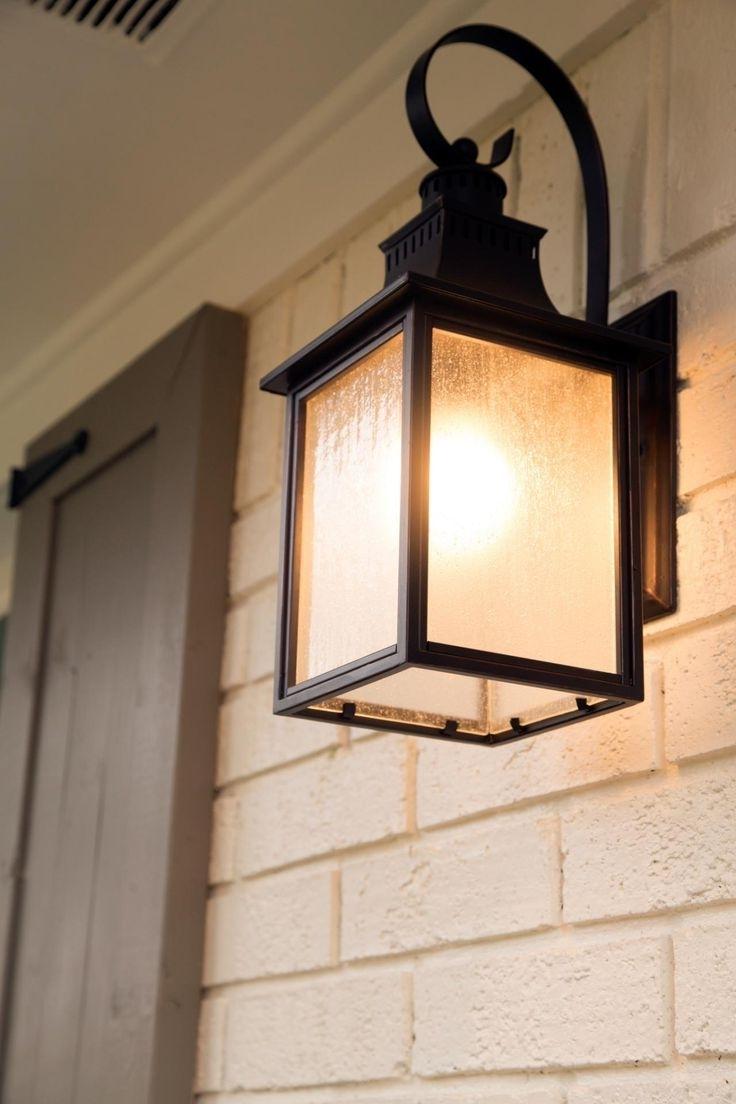 Preferred Outdoor Door Lanterns Regarding Image Result For Formal Front Door Lighting (View 14 of 20)