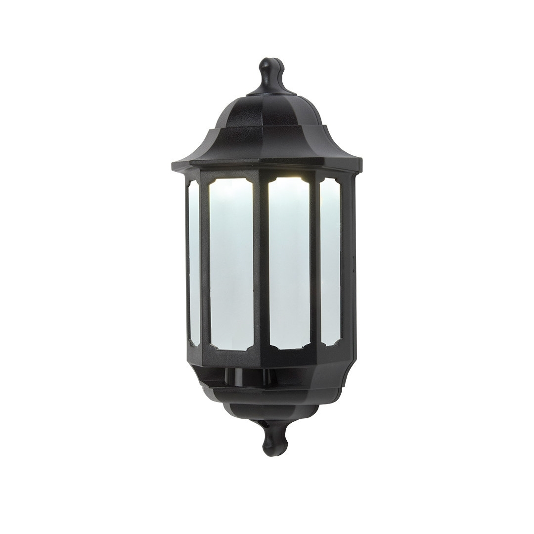 Preferred Outdoor Entrance Lanterns For Half Lantern – Asd Lighting Plc (Gallery 20 of 20)