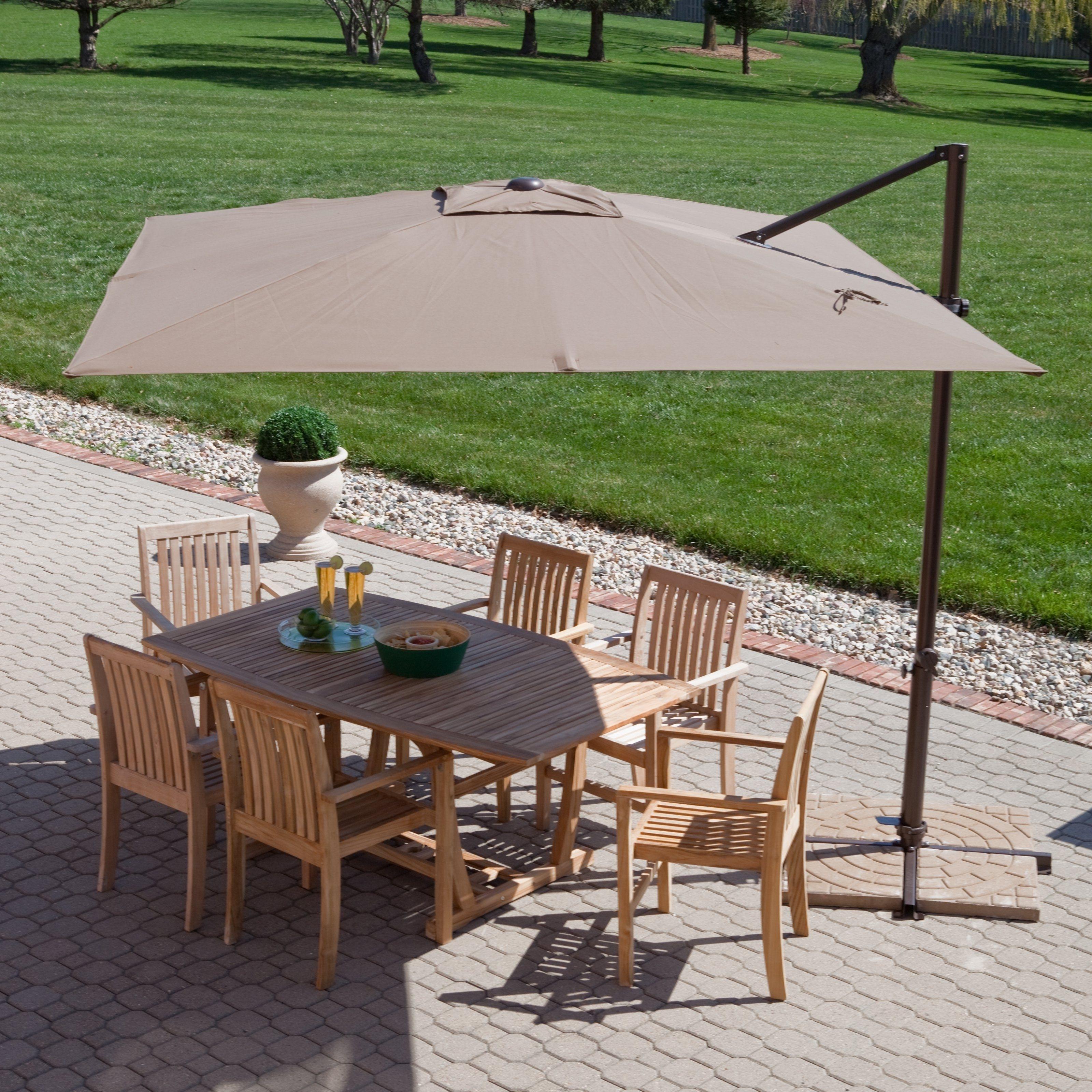 Preferred Outdoor Patio Umbrellas With Regard To Outdoor Umbrella Target Fresh Best 40 Enchanting Outdoor Patio Decor (View 16 of 20)