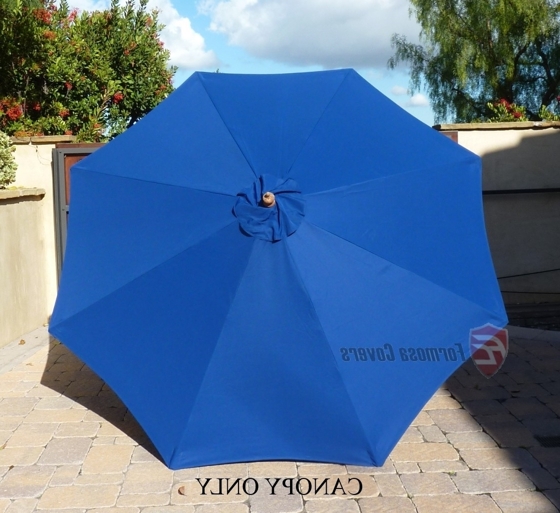 Preferred Patio Umbrella Covers With Regard To Patio Umbrella Covers Replacement 59 On Brilliant Home Design Your (View 10 of 20)