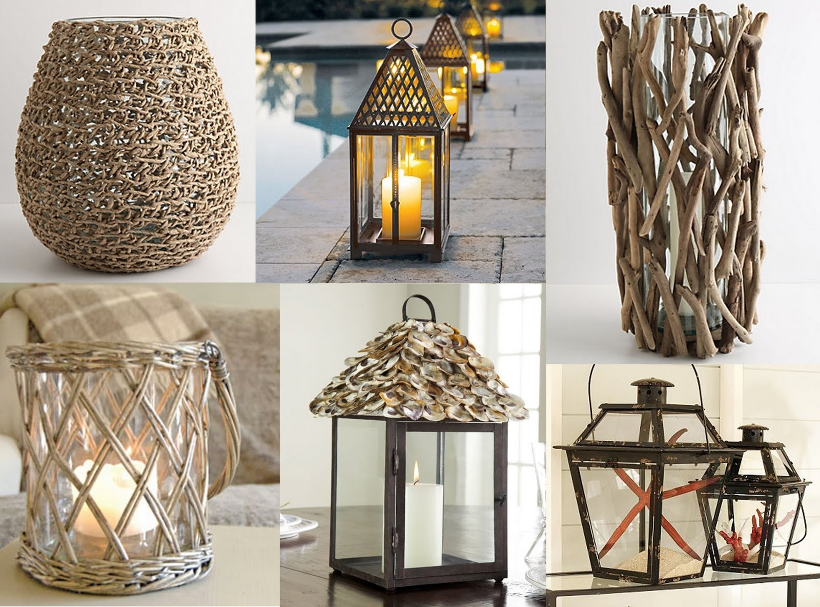 Preferred Sugar + Oysters: Hurricane Lanterns For Outdoor Storm Lanterns (Gallery 5 of 20)