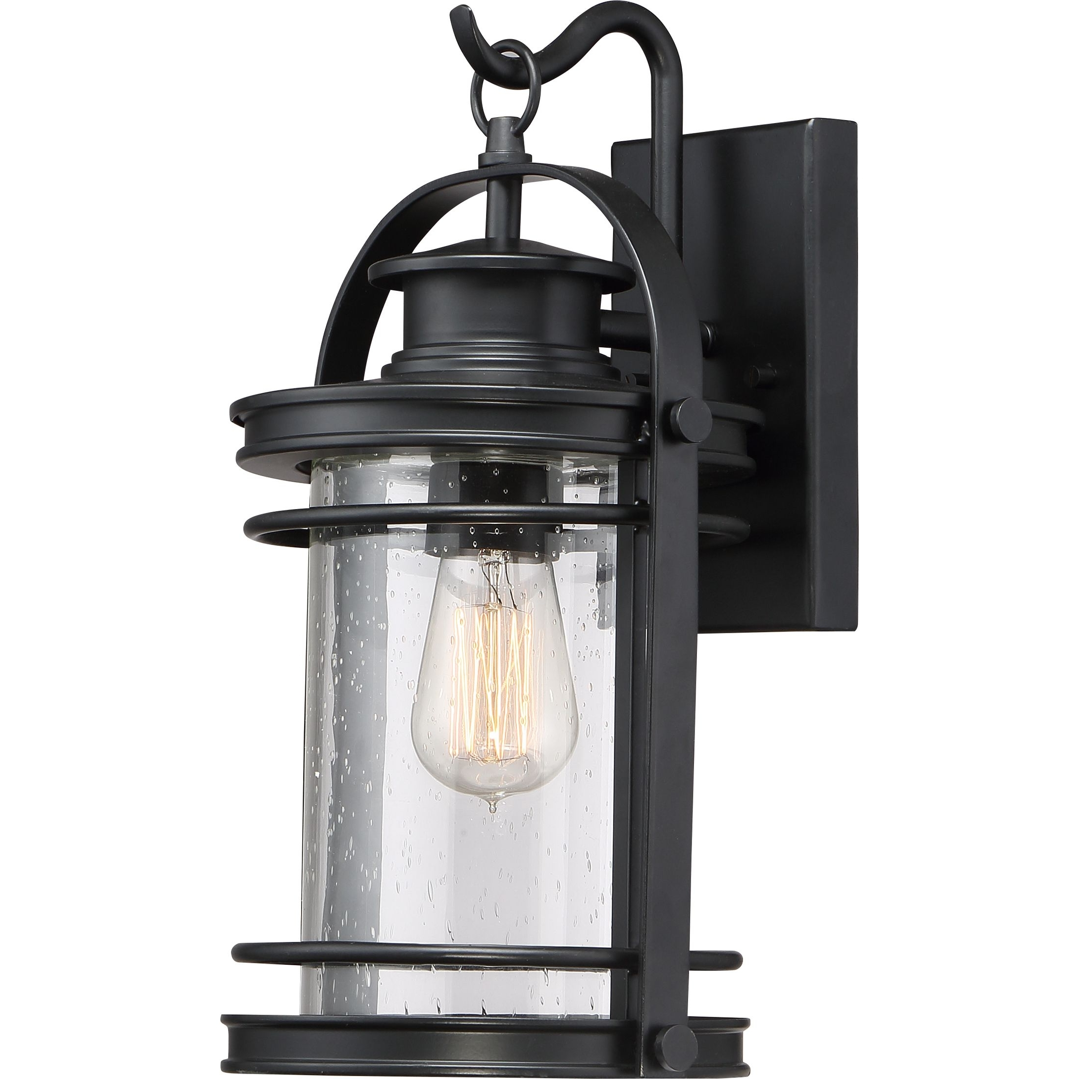 Quoizel Inside Outdoor Lanterns Without Glass (View 14 of 20)