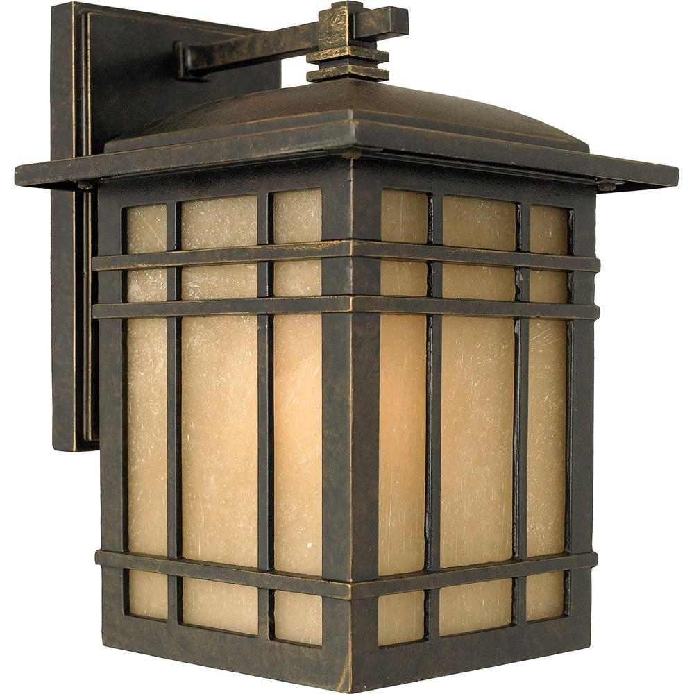 Quoizel Outdoor Lanterns With Regard To Latest Hc8407Ib – Quoizel Lighting Hc8407Ib Hillcrest Outdoor Fixture In (Gallery 18 of 20)