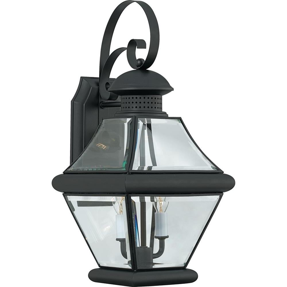 Quoizel Outdoor Lanterns With Regard To Popular Rj8409K – Quoizel Lighting Rj8409K Rutledge Outdoor Fixture In (View 14 of 20)