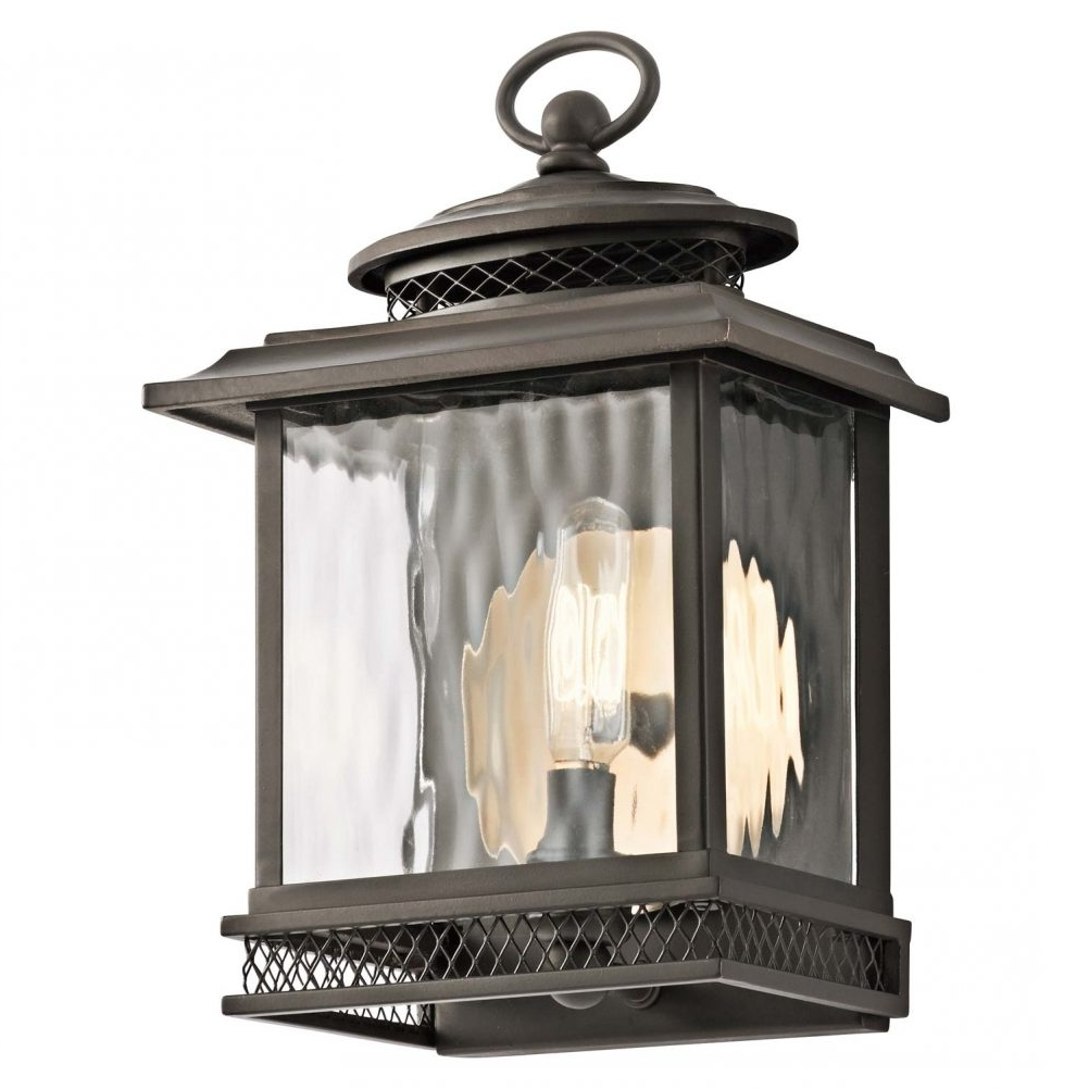 Quoizel Outdoor Lighting Intended For Favorite Quoizel Outdoor Lanterns (View 4 of 20)