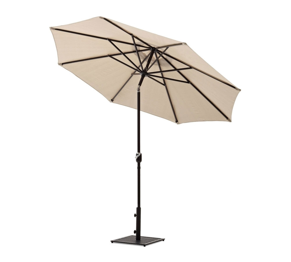 Recent Amazon Patio Umbrellas For 50 Amazon Patio Umbrellas, Offset Umbrella Base Diy In Pelling Metal (View 15 of 20)