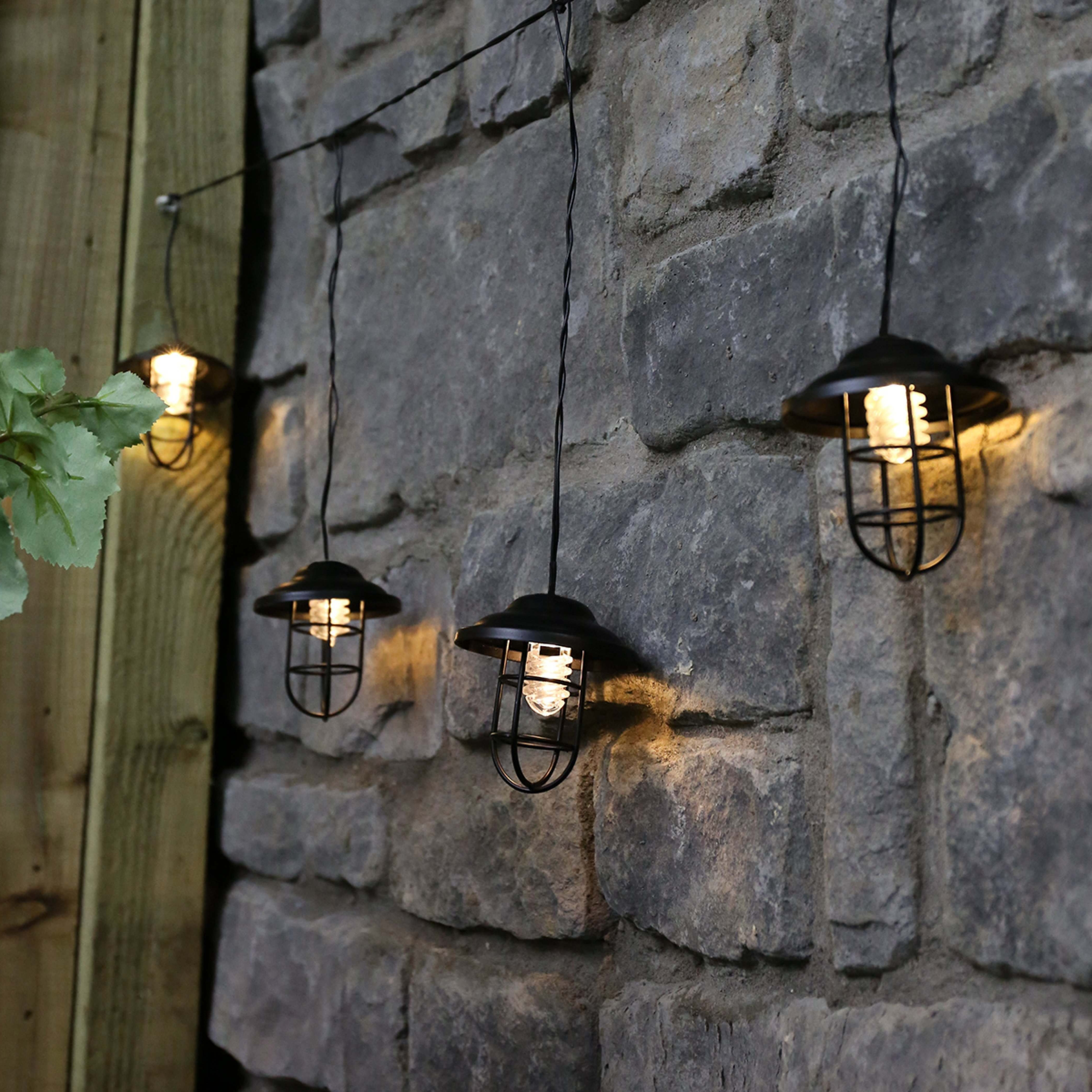 Featured Photo of Plug in Outdoor Lanterns