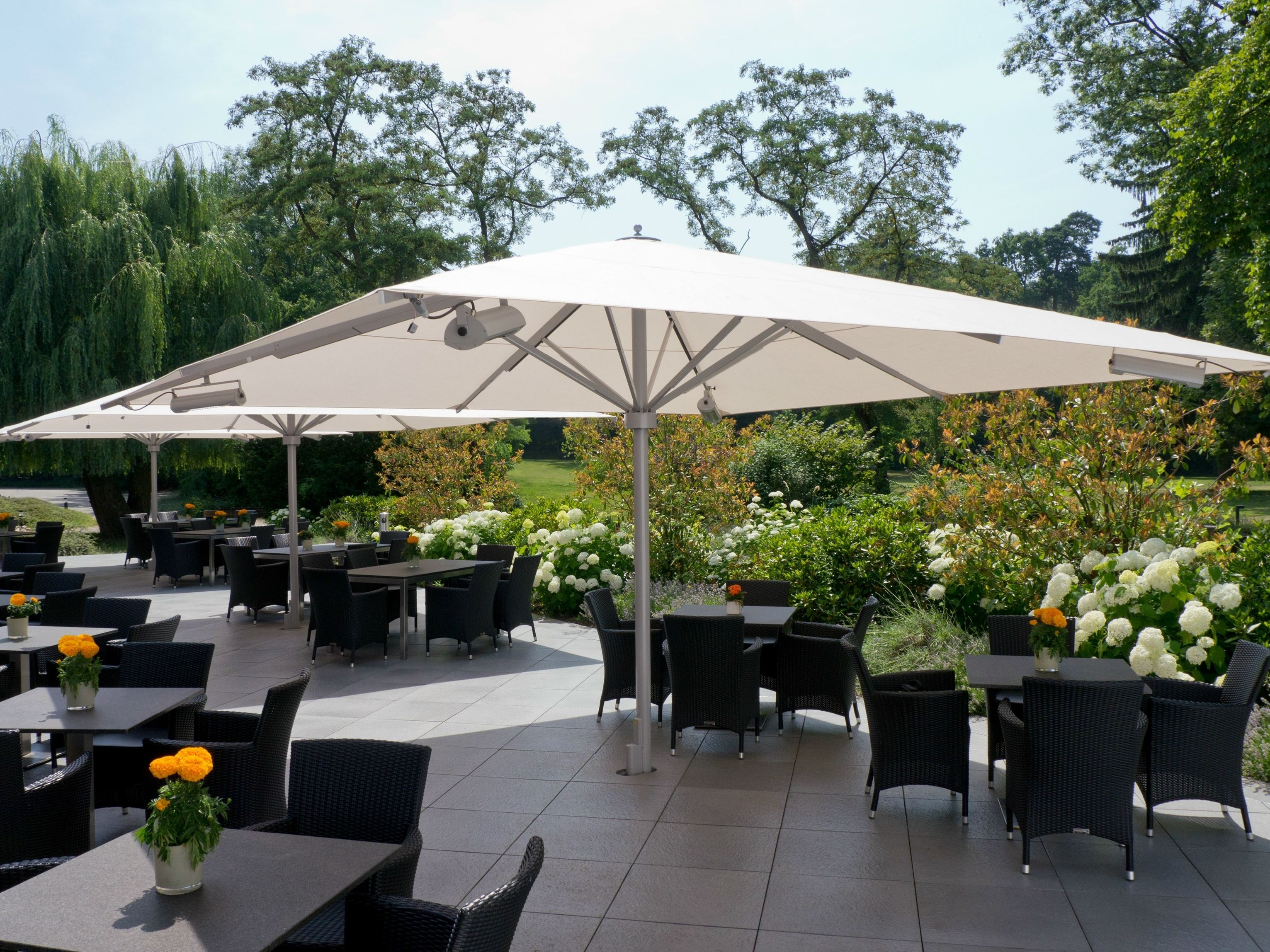 Recent Patio Umbrellas Toronto Best Of Patio Umbrella Bug Net X 12Patio With Giant Patio Umbrellas (Gallery 7 of 20)
