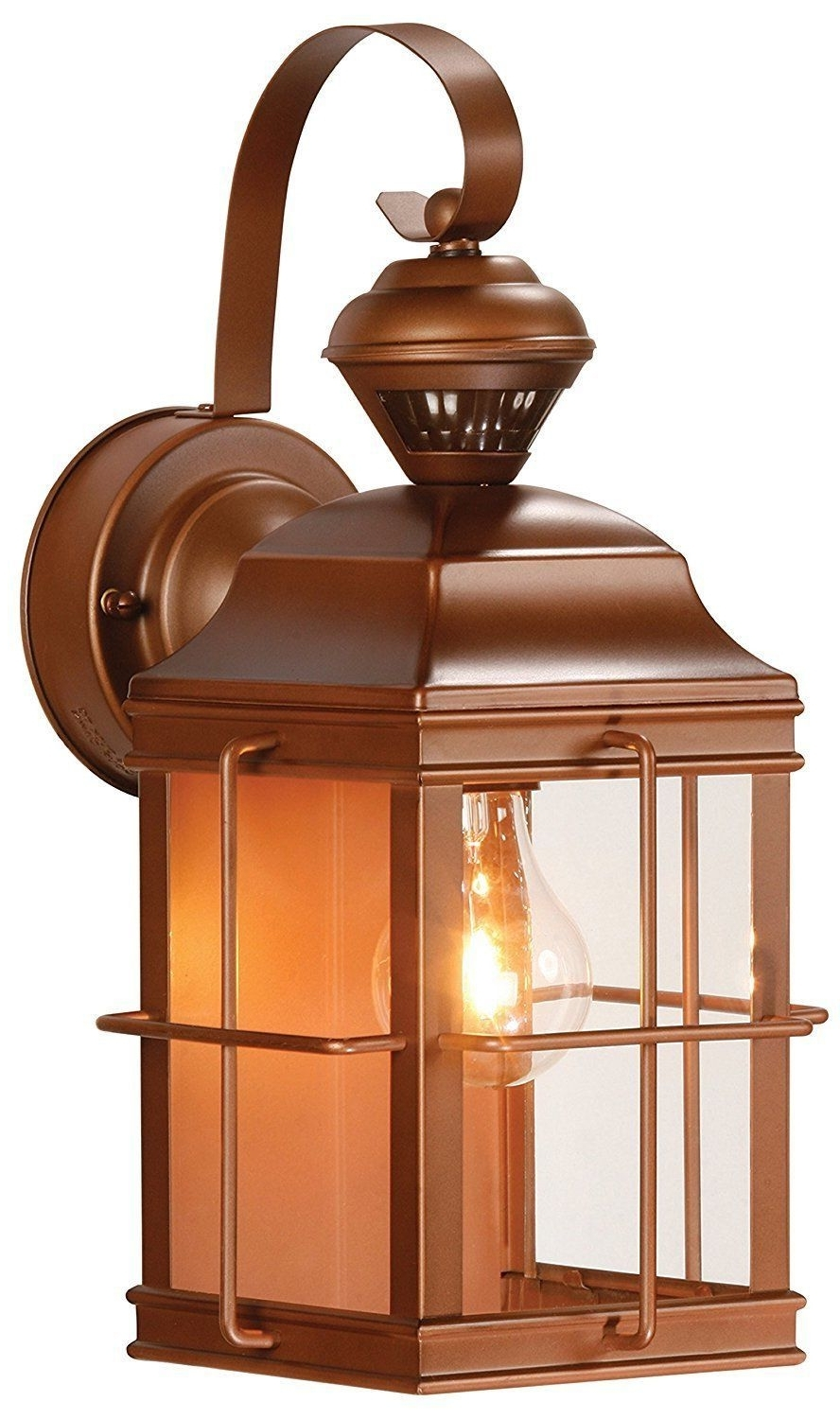Recent Porch Lantern Lamp Patio Lighting Bronze Wall Light Outdoor Weather Intended For Outdoor Weather Resistant Lanterns (View 3 of 20)