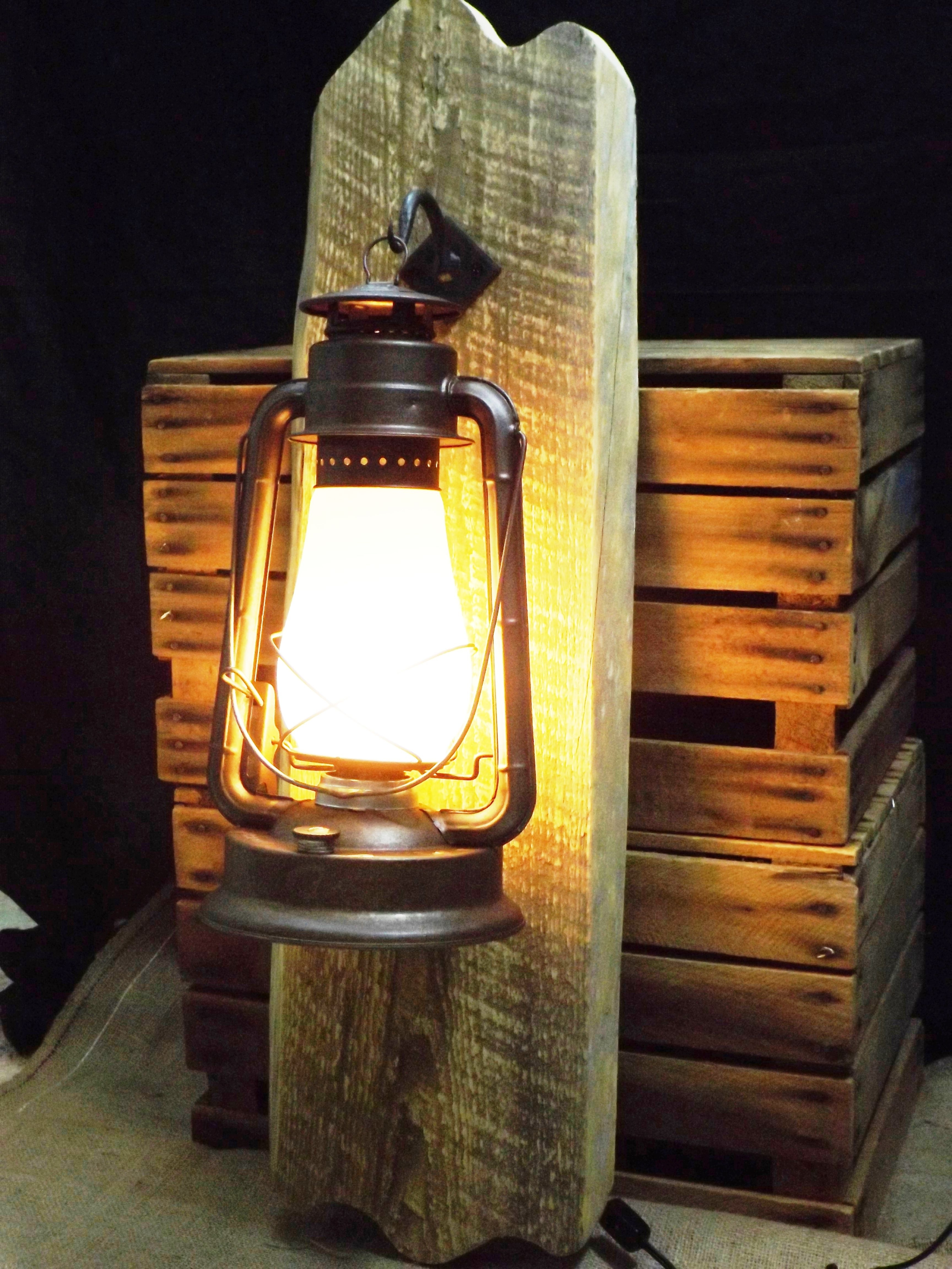 Recent This Is Our Large Rustic Wall Sconce Electric Lantern Lighting Within Rustic Outdoor Electric Lanterns (View 20 of 20)