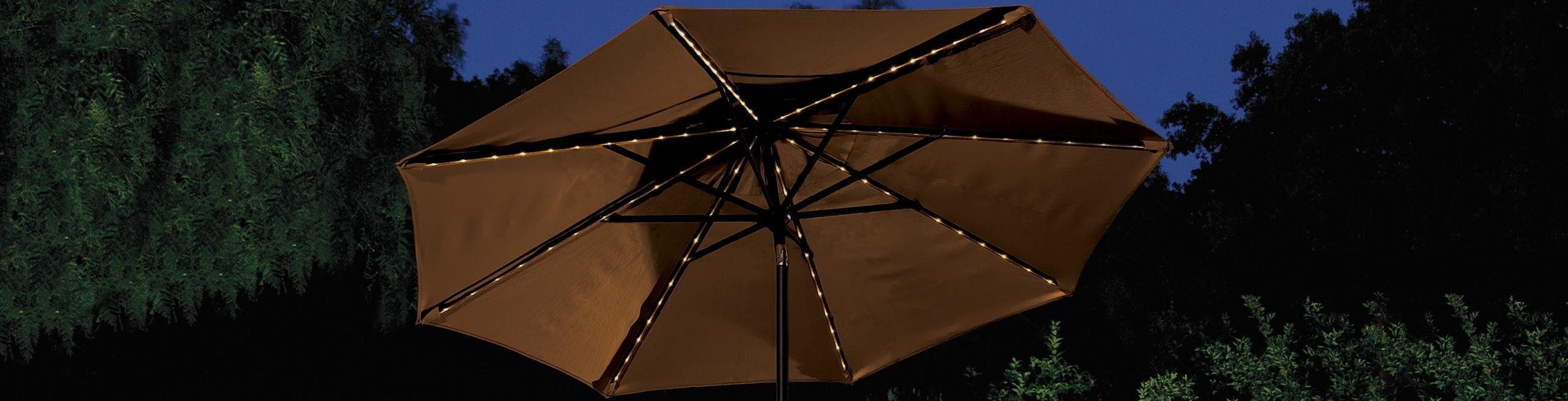 Recent Treasure Garden: Treasure Garden Umbrellas (Gallery 18 of 20)