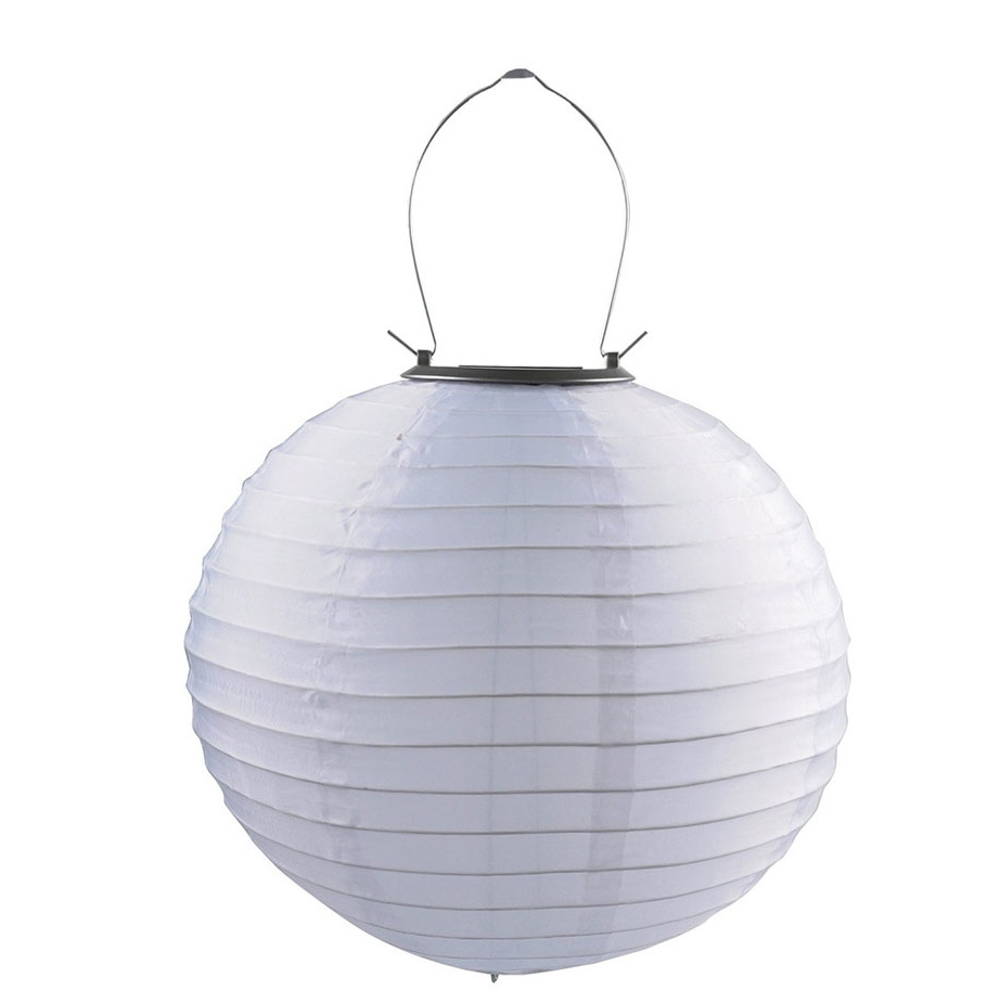 Recent Yellow Outdoor Lanterns For Best 12 Inch Yellow Garden Solar Chinese Lantern Uk For Sale On (View 12 of 20)