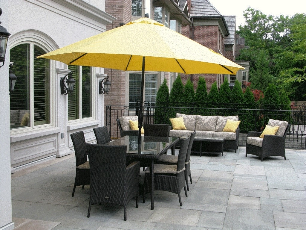 Recent Yellow Patio Umbrella Unique 30 Fresh Outside Patio Umbrellas Scheme Regarding Yellow Patio Umbrellas (Gallery 18 of 20)