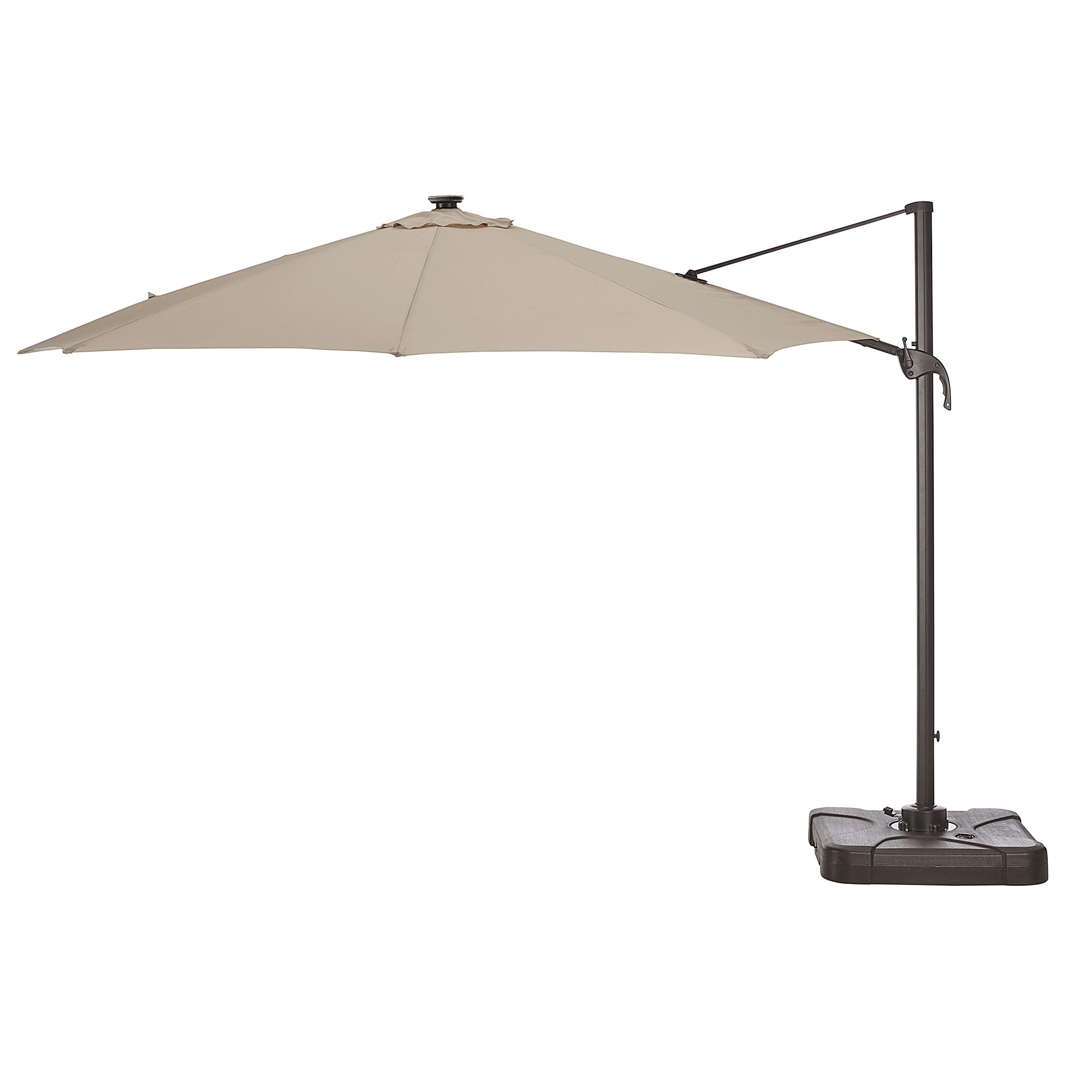 Replacement Umbrella Canopy – Garden Winds Intended For Famous Sears Patio Umbrellas (Gallery 13 of 20)