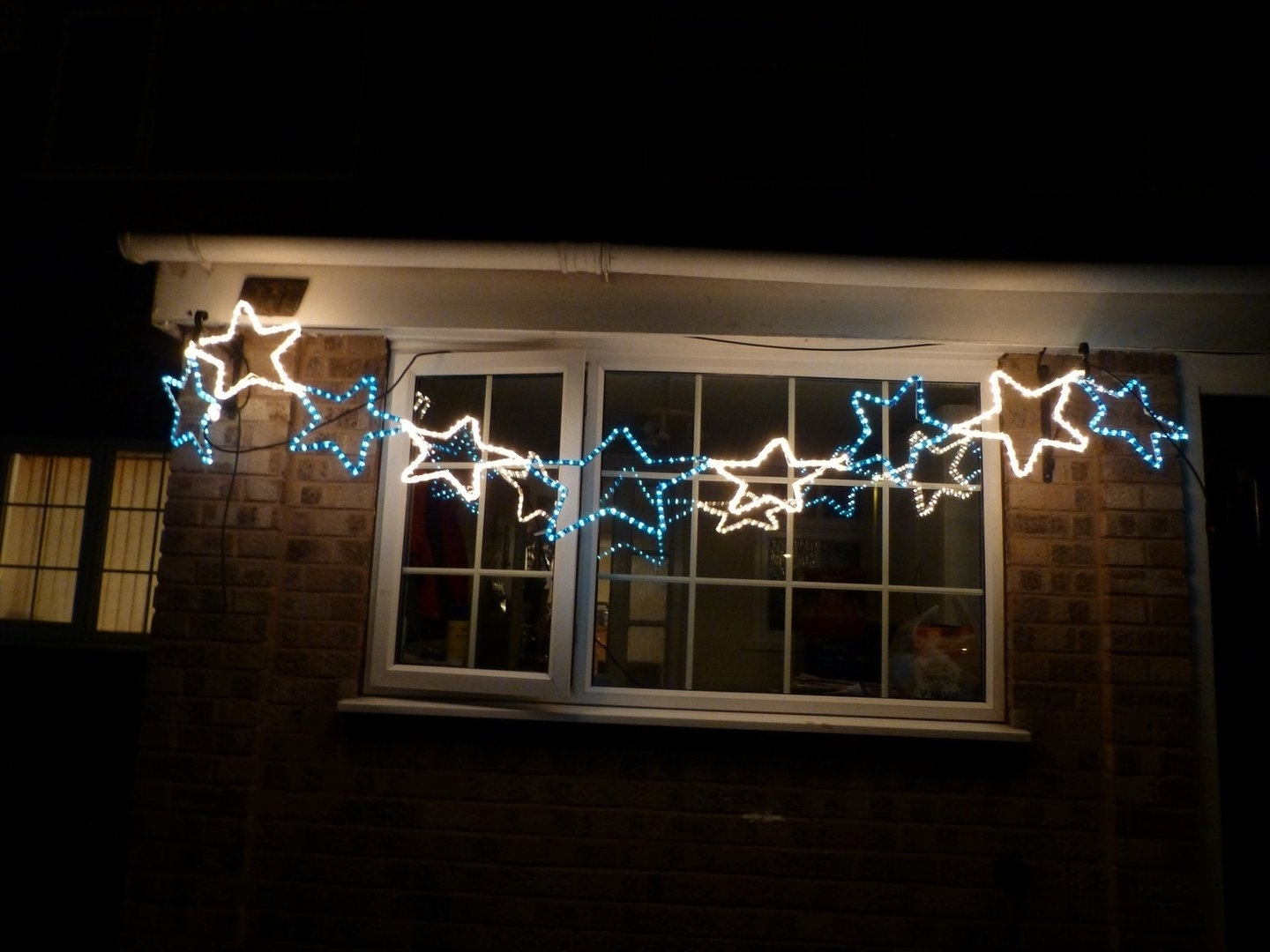 Rope Light And Animated Christmas Decorations – Www.uk Gardens.co (View 17 of 20)