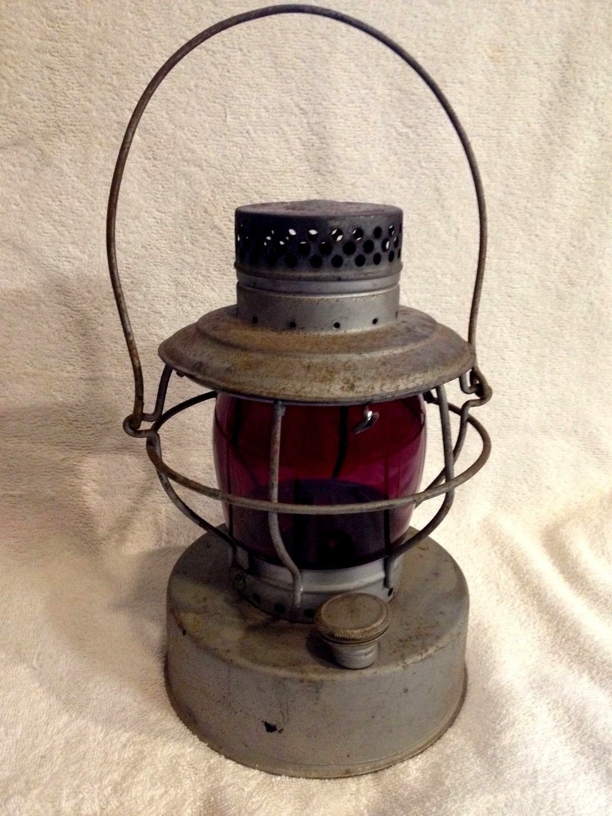 Rr Lamps, Lanterns Throughout Outdoor Railroad Lanterns (Gallery 2 of 20)