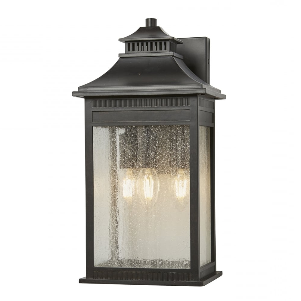 Rust Resistant Outdoor Wall Lantern Suitable For Coastal Locations With Fashionable Rust Proof Outdoor Lanterns (View 16 of 20)