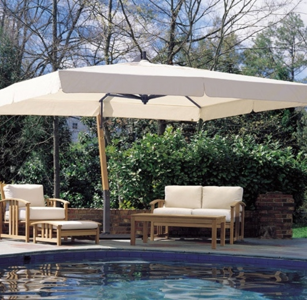 Sams Club Patio Umbrellas With Most Recent Sams Club Umbrella Cantilever Patio Umbrellas Pertaining To Sams (View 6 of 20)