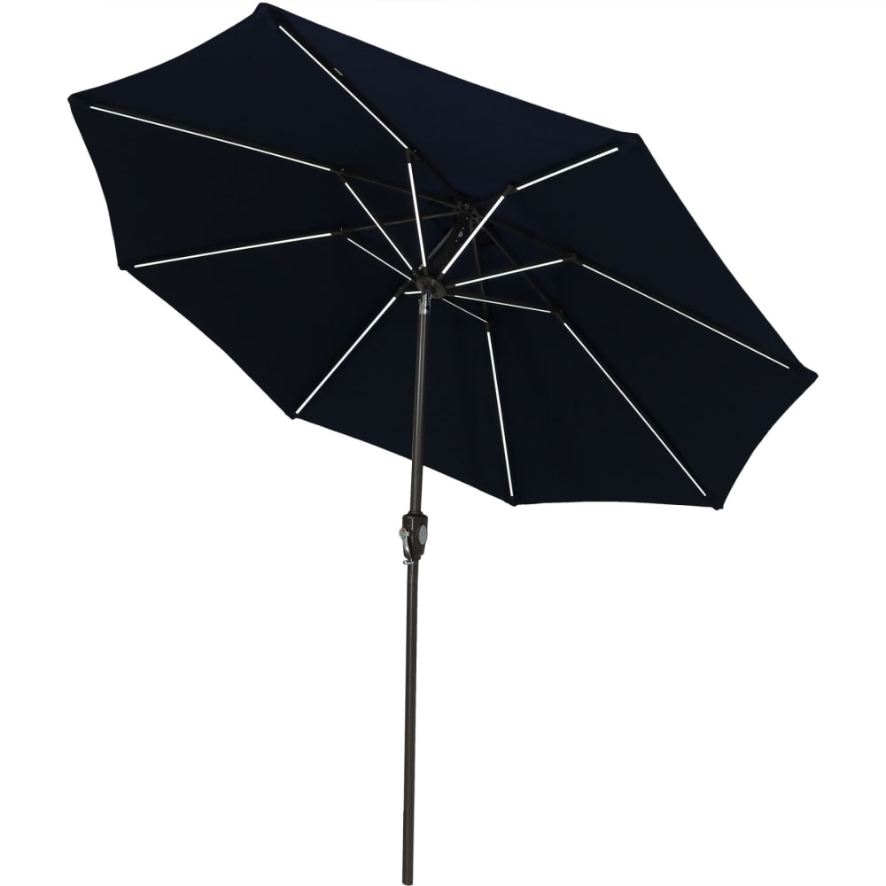 Shesteals With Well Known Sunbrella Patio Umbrella With Lights (View 13 of 20)