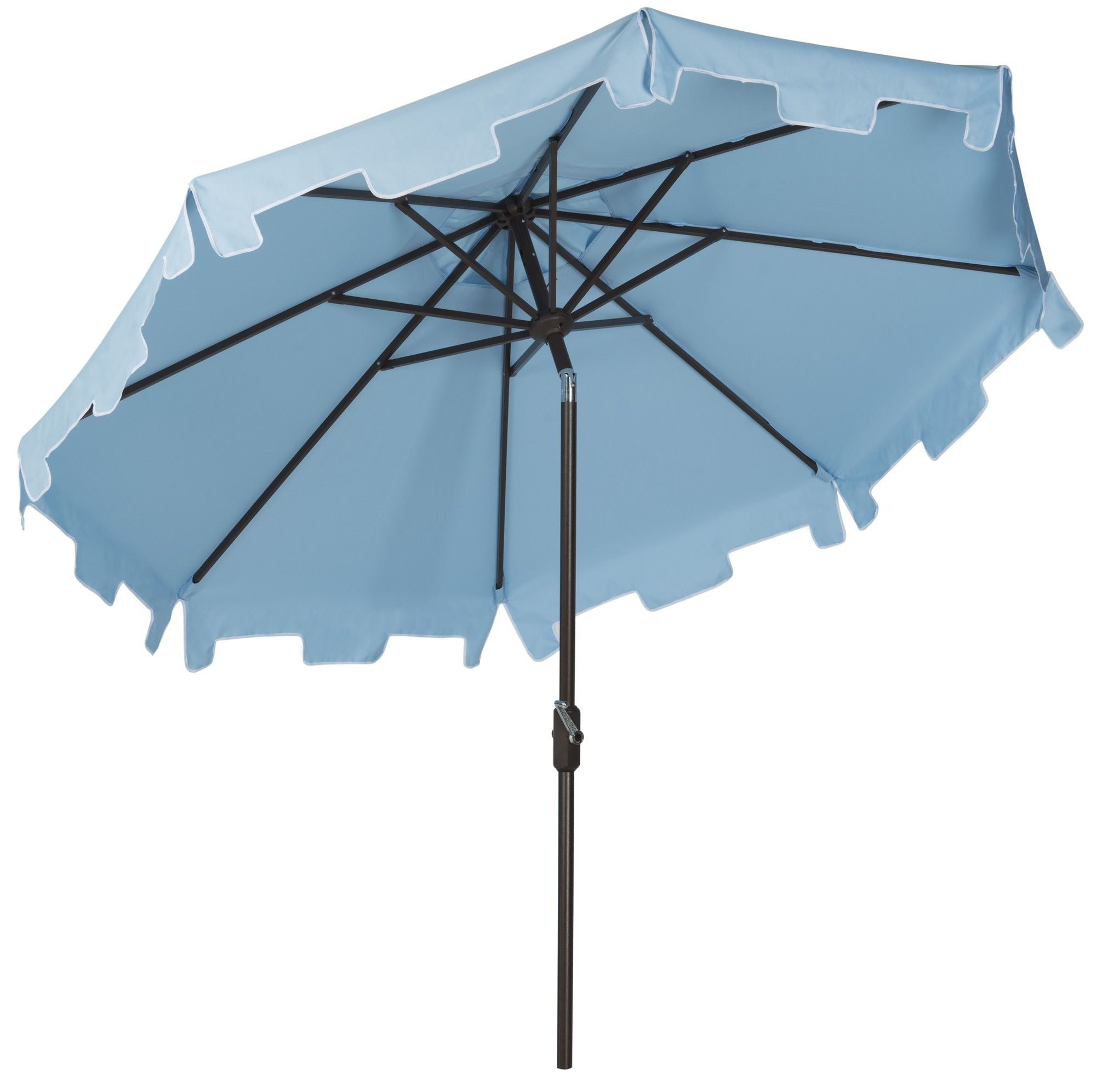Shop Wayfair For All Patio Umbrellas To Match Every Style And Budget Throughout Newest Wayfair Patio Umbrellas (View 10 of 20)