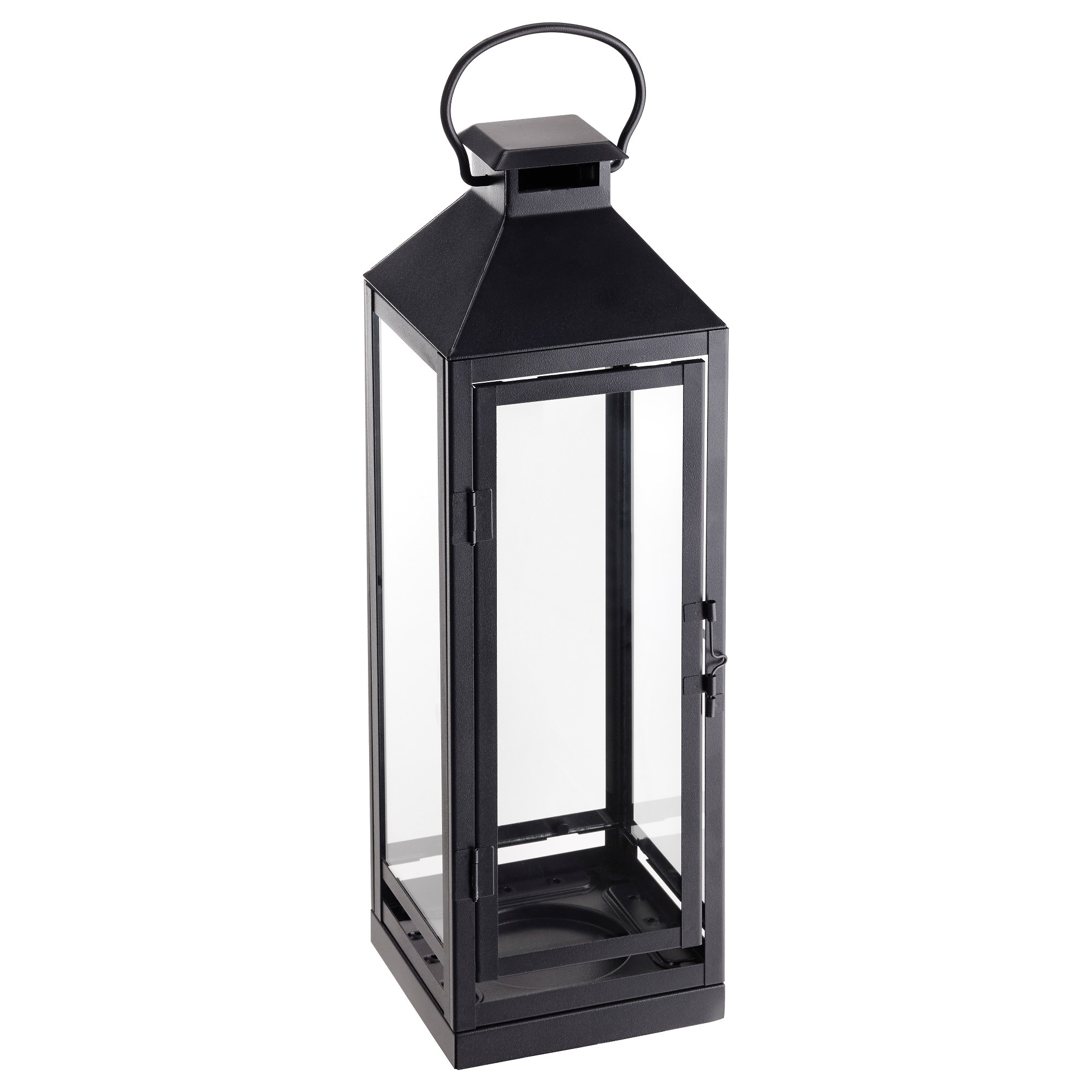 Silver Outdoor Lanterns Within Latest Lanterns & Candle Lanterns – Ikea (View 16 of 20)