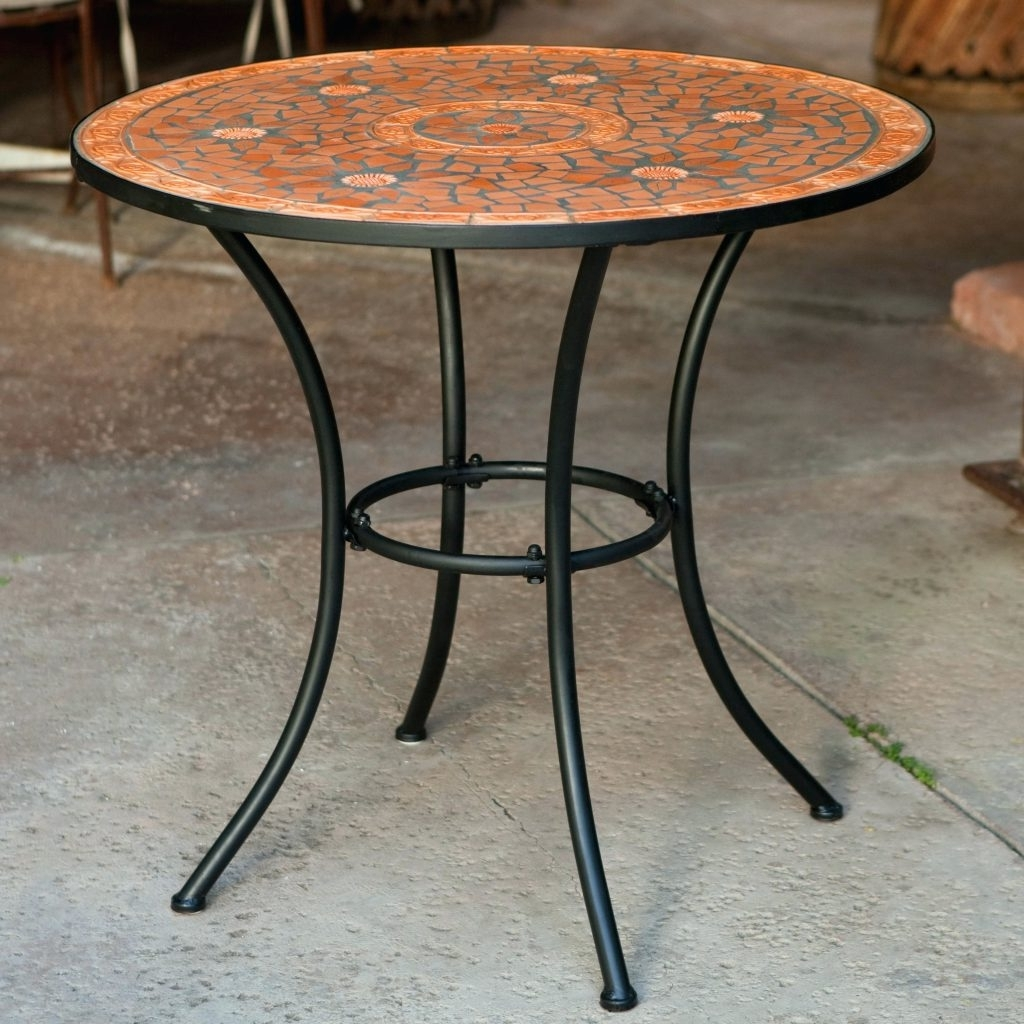 Small Patio Tables With Umbrellas Hole Inside Newest Patio Ideas ~ Octagon Patio Table Walmart Table Umbrellas Small (View 18 of 20)