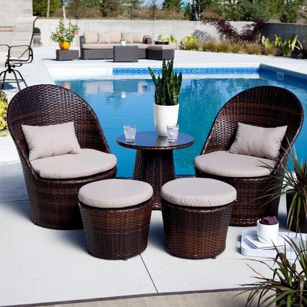 Small Patio Umbrellas For Most Up To Date Small Patio Furniture (View 14 of 20)