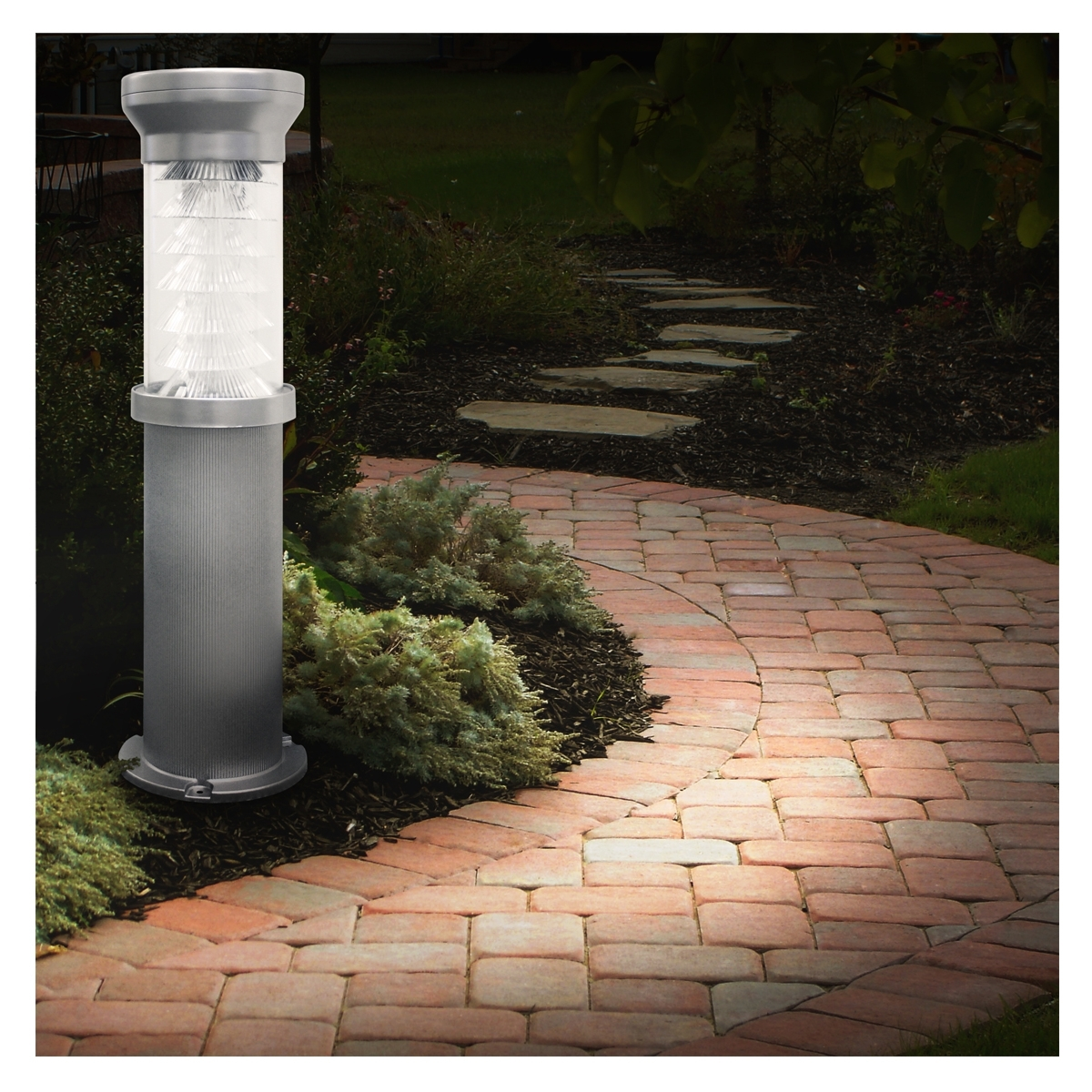 Solar Path And Driveway Lights Gsg2 127Ez – 2 Within Latest Outdoor Driveway Lanterns (View 19 of 20)