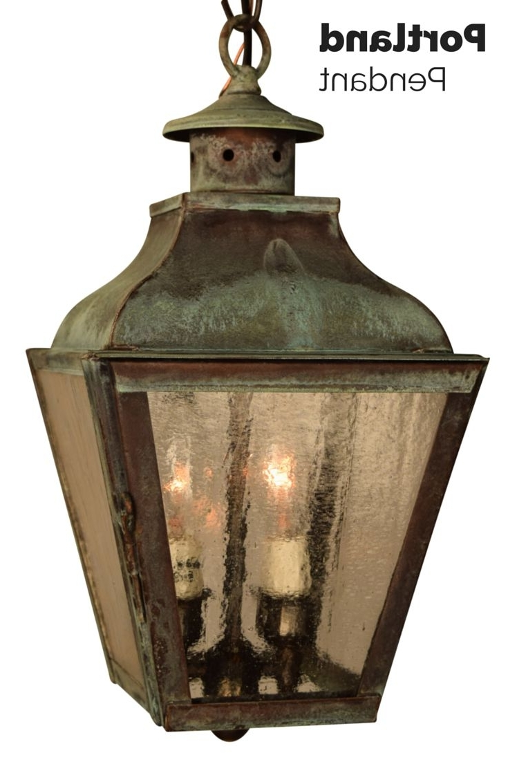 Solid Brass Outdoor Light Fixtures 24 Best Pendant Lanterns Copper Pertaining To Popular Quality Outdoor Lanterns (View 17 of 20)