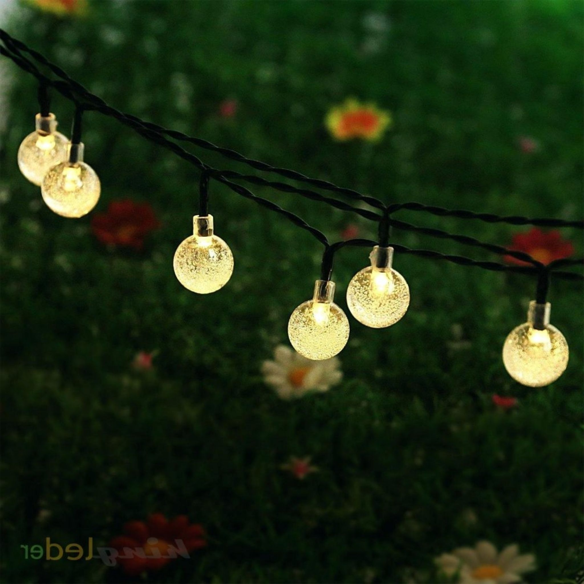 String Lights Outdoor Regarding Well Known Outdoor Ball Lanterns (View 17 of 20)