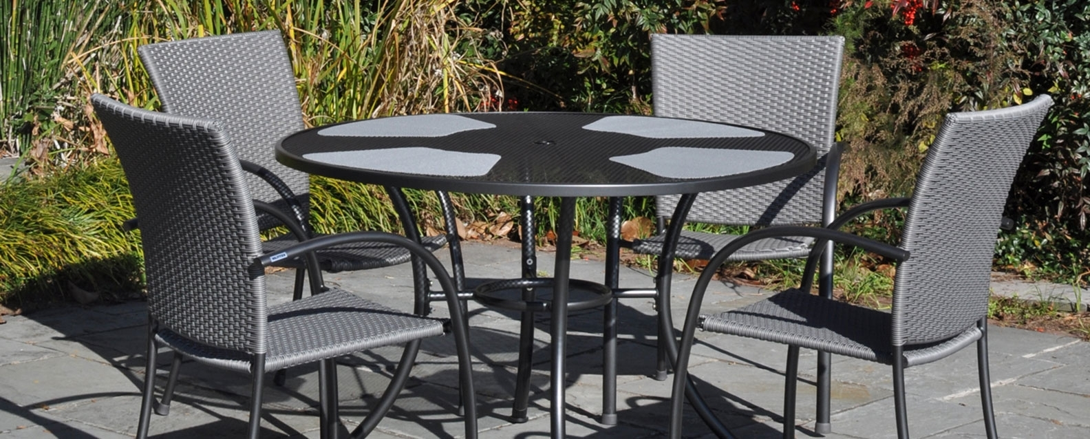 Summer House Patio Pertaining To Popular Kettler Patio Umbrellas (View 18 of 20)