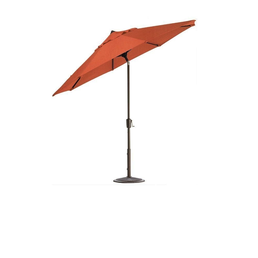 Sunbrella Outdoor Patio Umbrellas Throughout Trendy Home Decorators Collection 6 Ft (View 14 of 20)