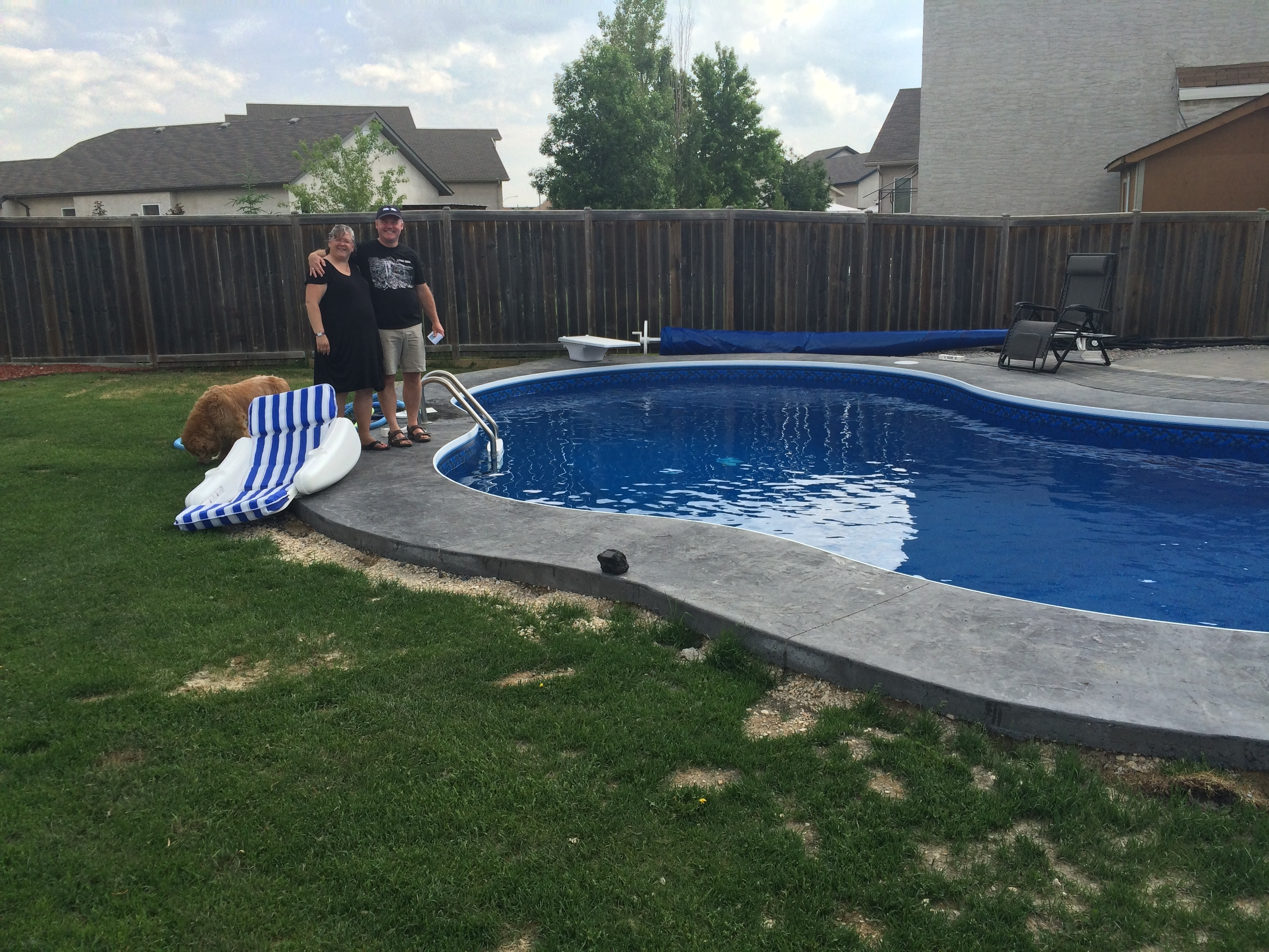 Swimming Pools For Current Krevco Patio Umbrellas (View 15 of 20)
