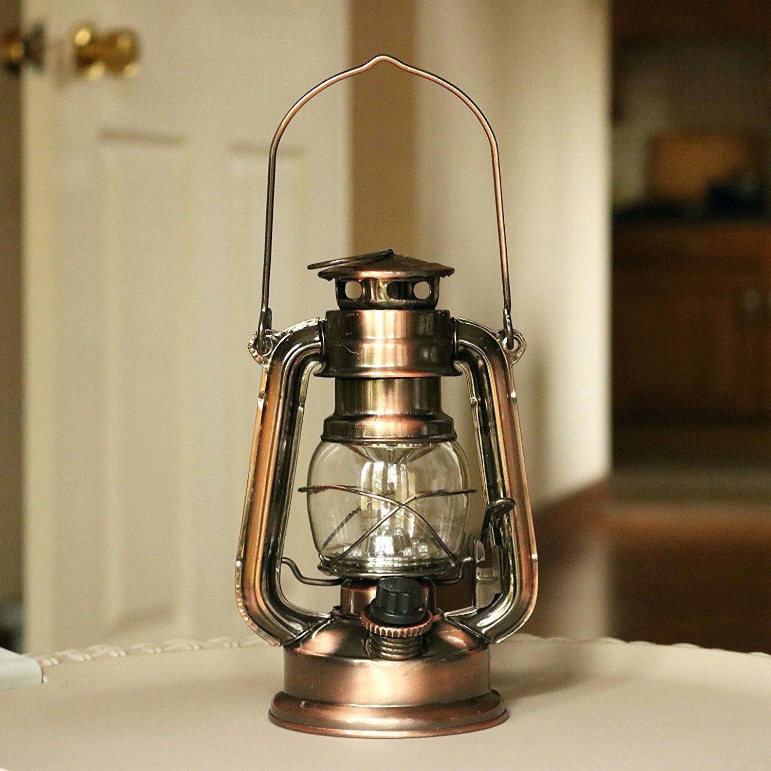 Table Oil Lamp Top Wicked Glass Oil Lamps Brass Oil Lamp Outdoor Oil In Well Liked Outdoor Oil Lanterns (View 17 of 20)